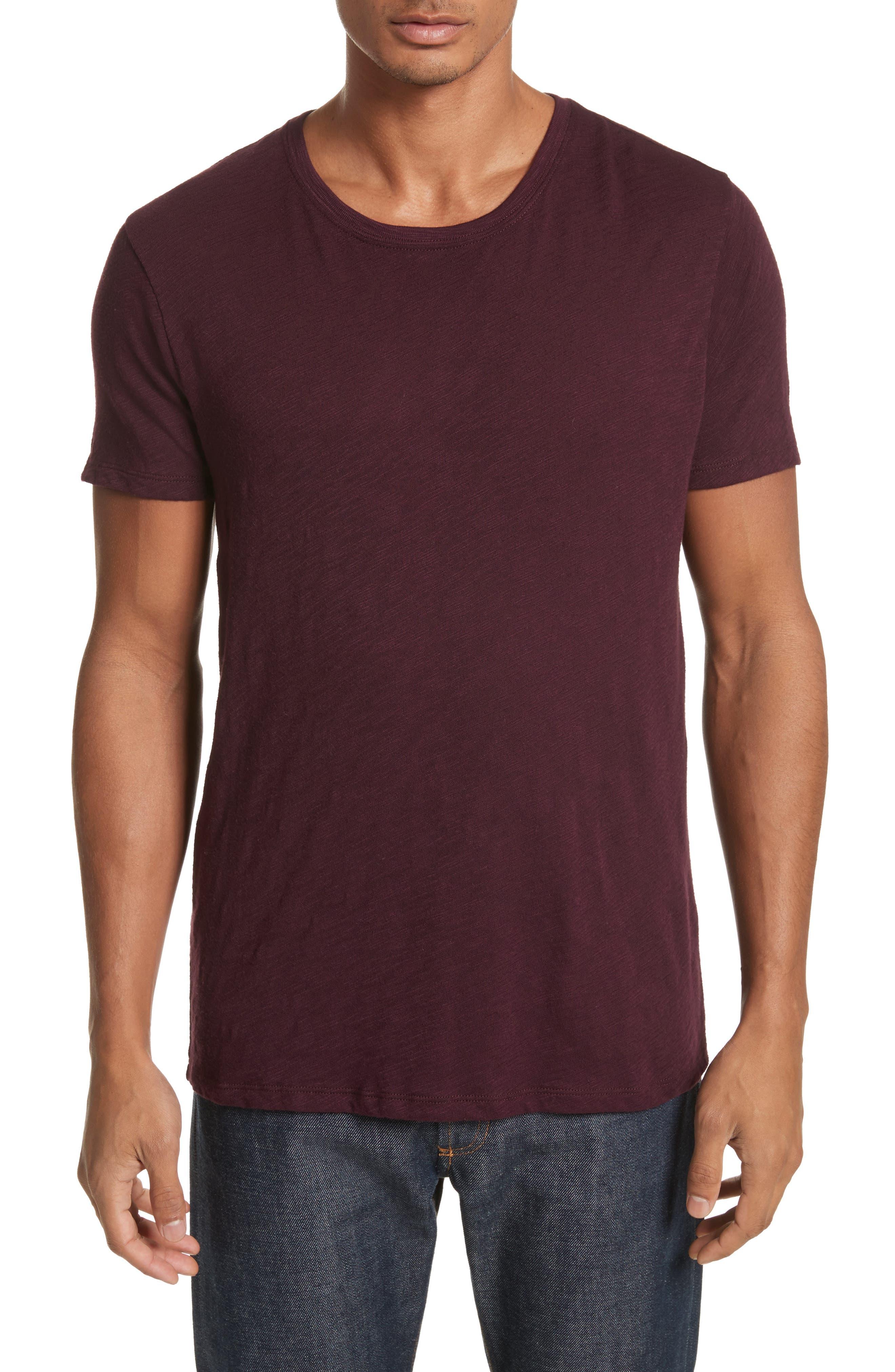 Main Image - ATM Anthony Thomas Melillo Crewneck T-Shirt