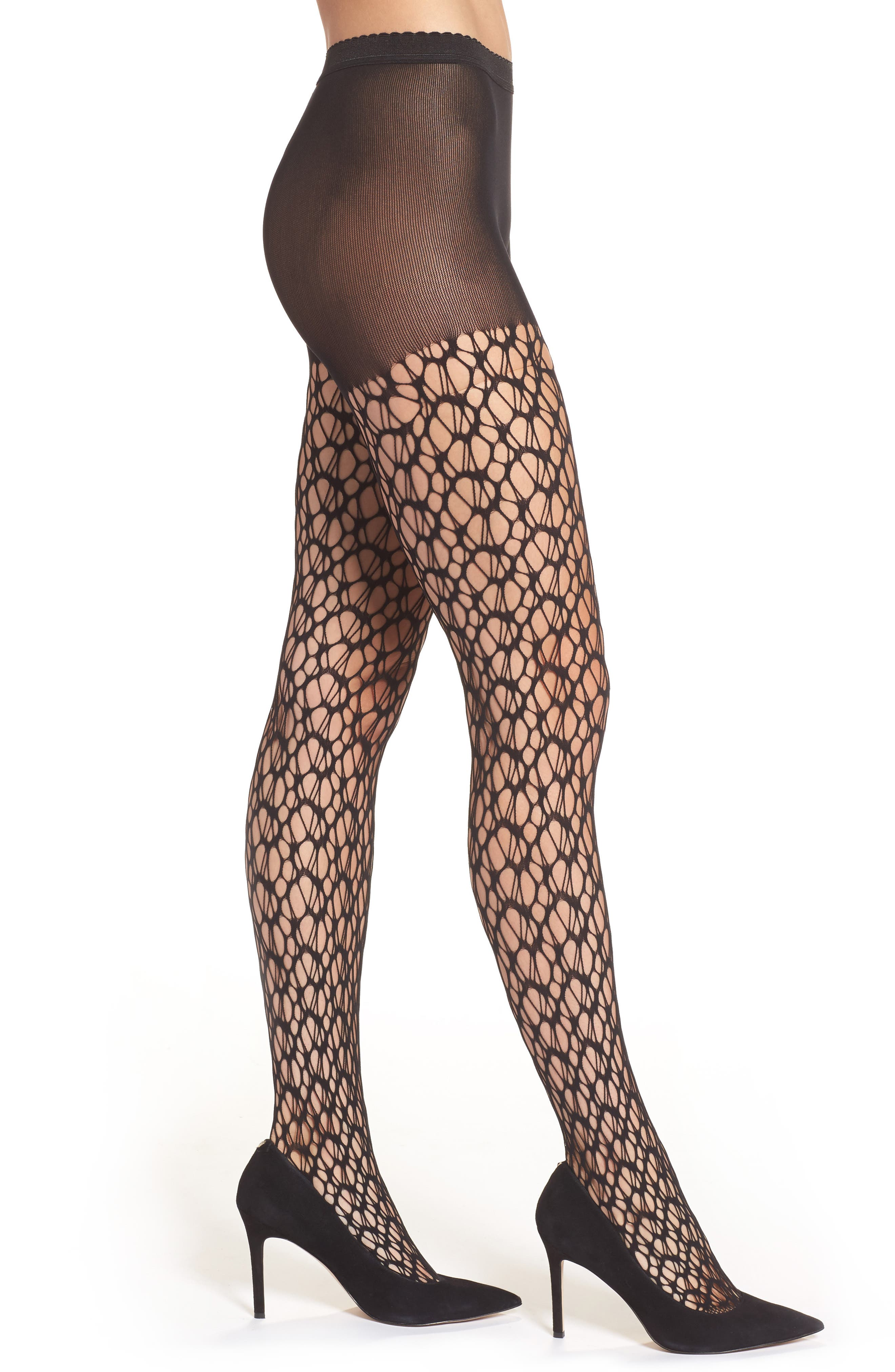 Wolford Net Tights