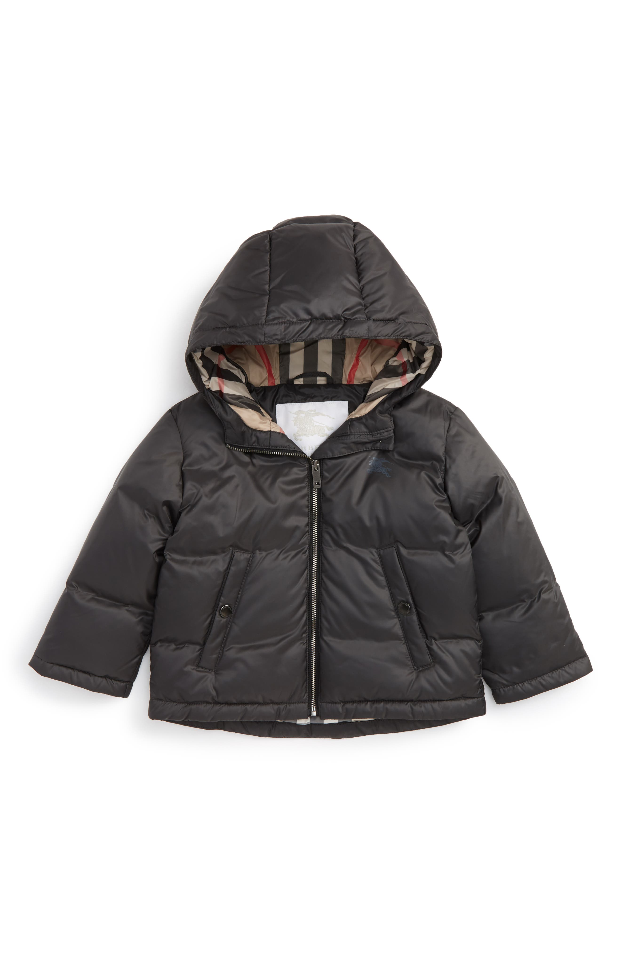 Burberry Rio Down Filled Puffer Jacket (Toddler)