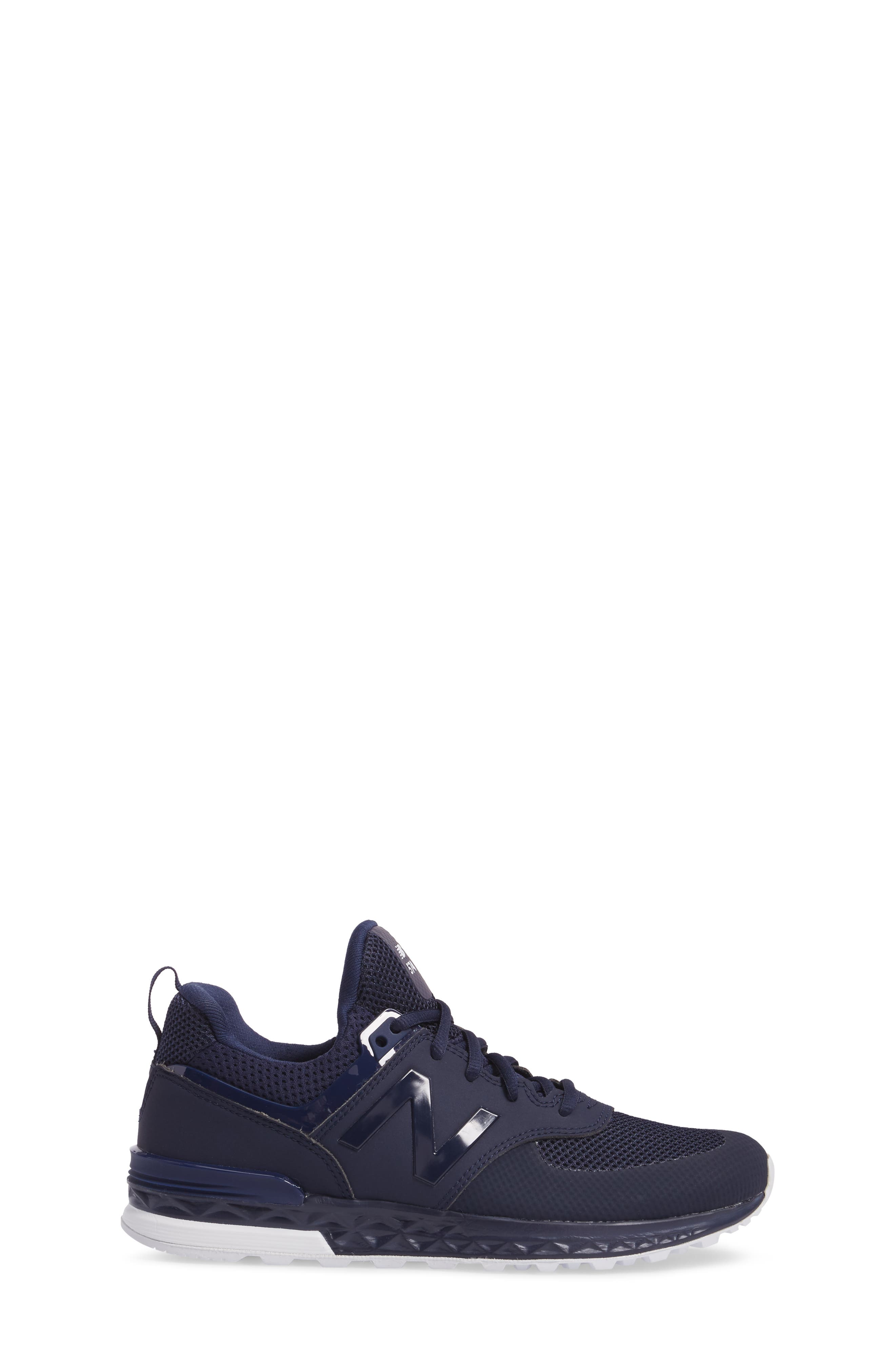 Alternate Image 3  - New Balance 574 Sport Sneaker (Baby, Walker, Toddler, Little Kid & Big Kid)