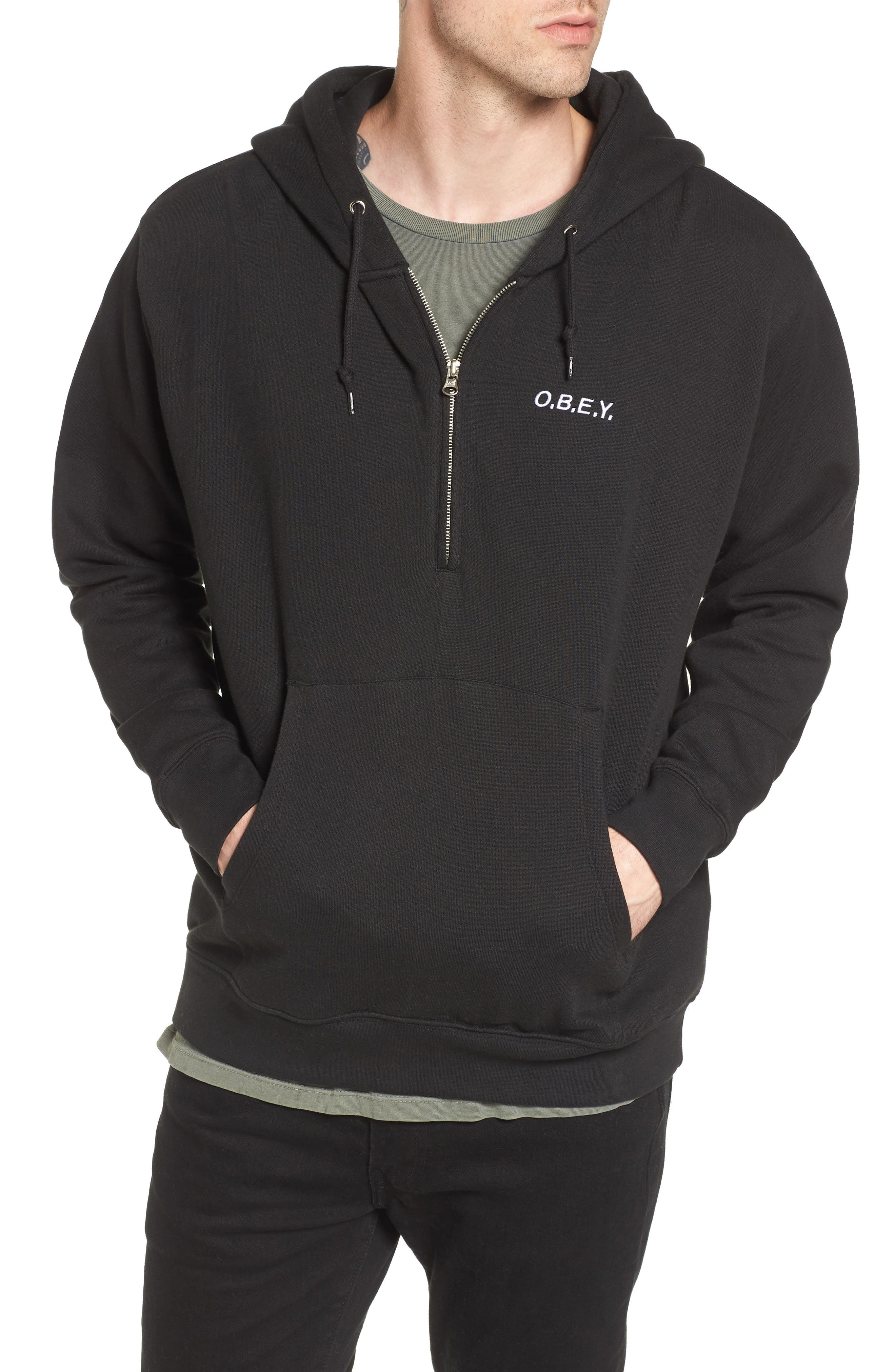 Obey Ennet Hooded Pullover