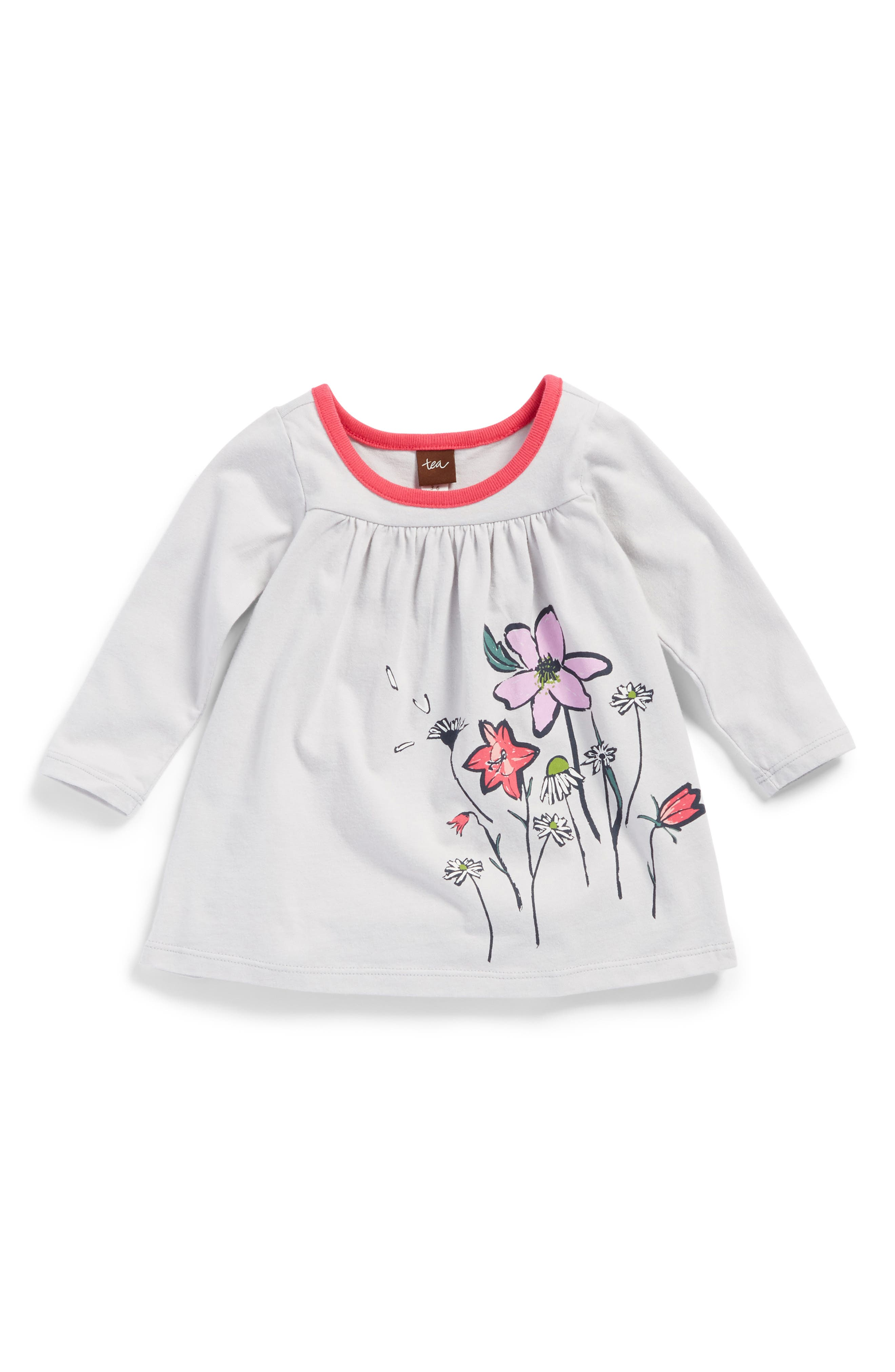 Tea Collection Faileas Dress (Baby Girls)