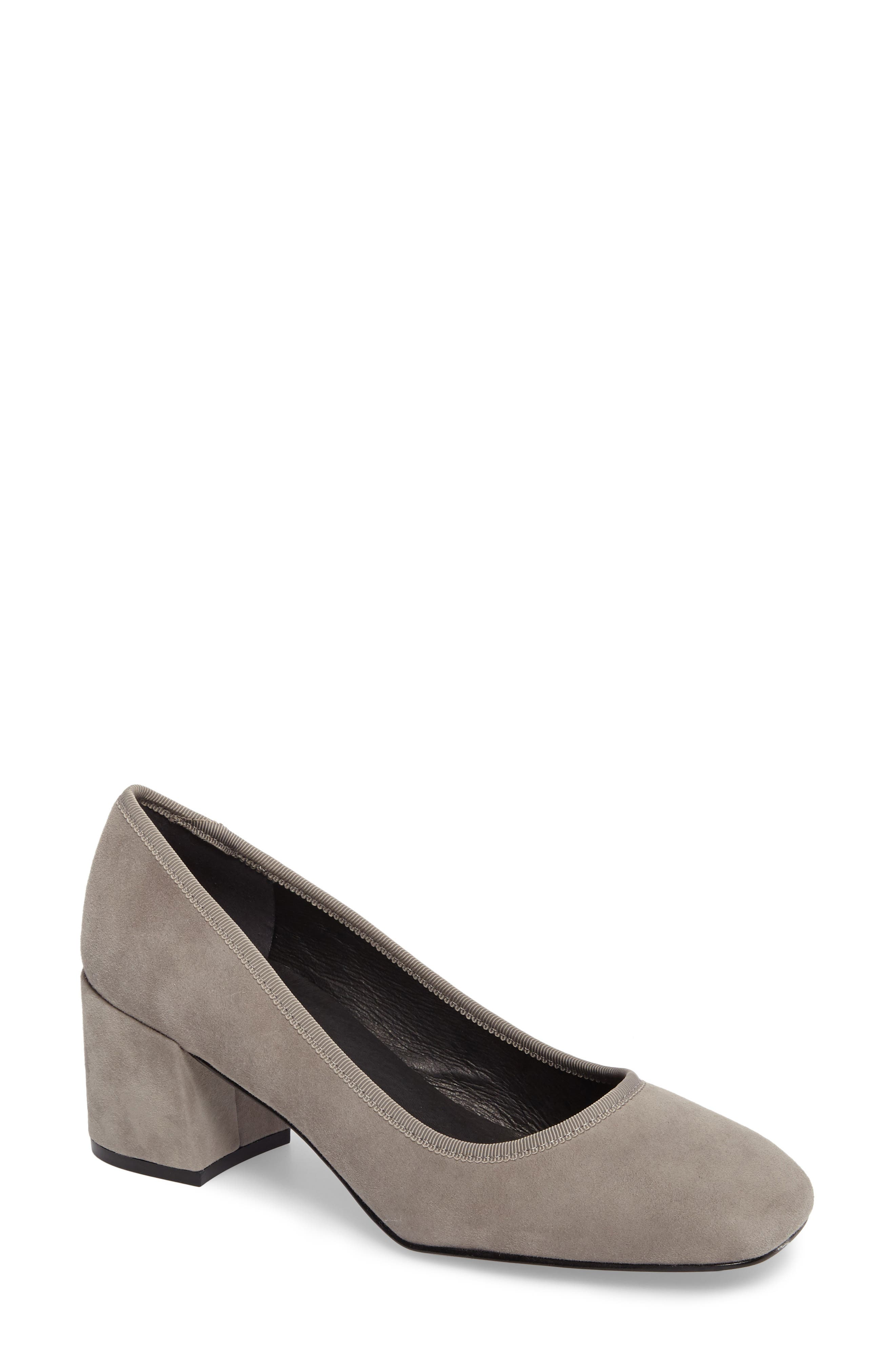 Kenneth Cole New York Eryn Block Heel Pump (Women)