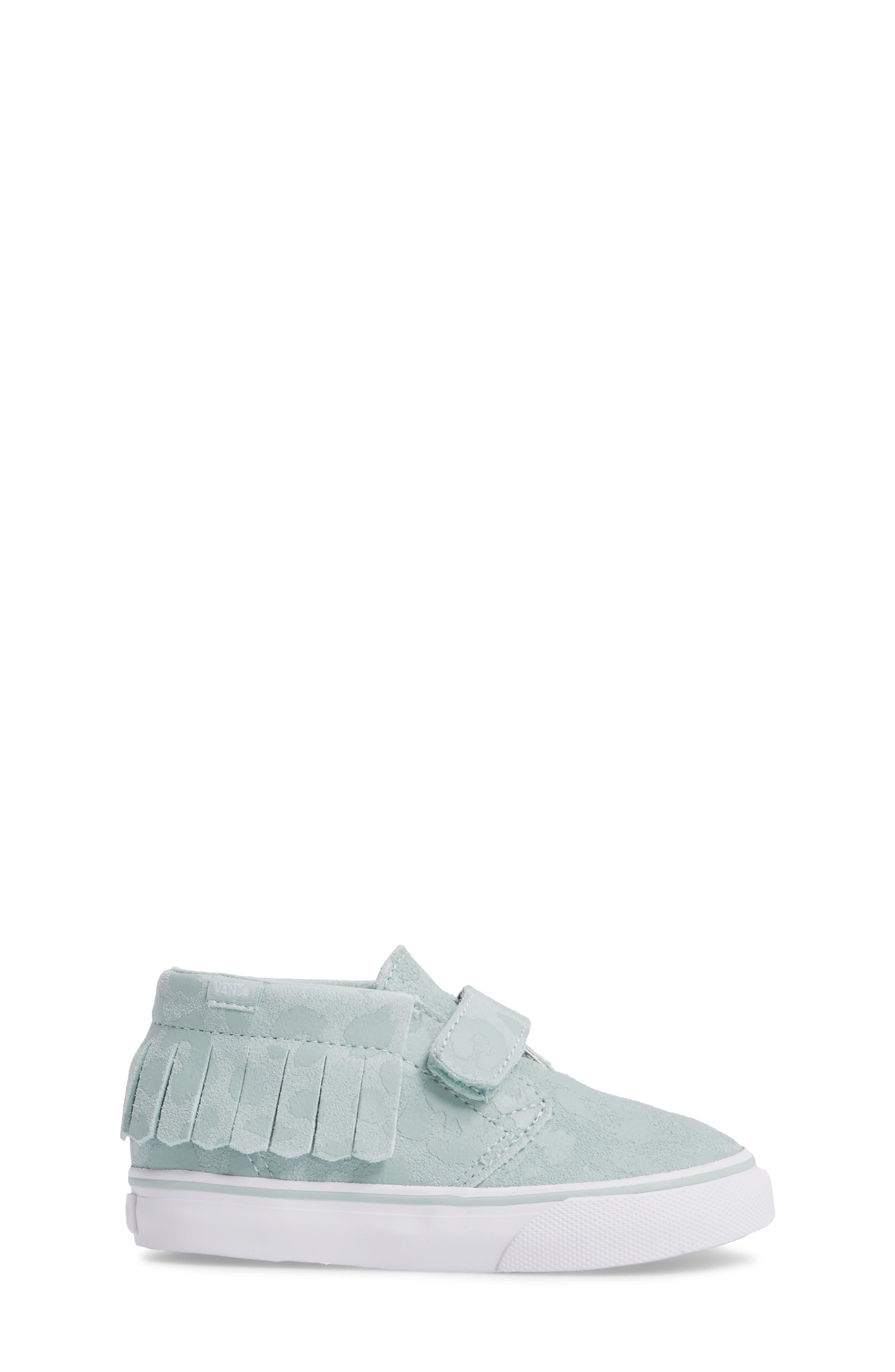Alternate Image 3  - Vans Chukka V Moc Sneaker (Baby, Walker & Toddler)