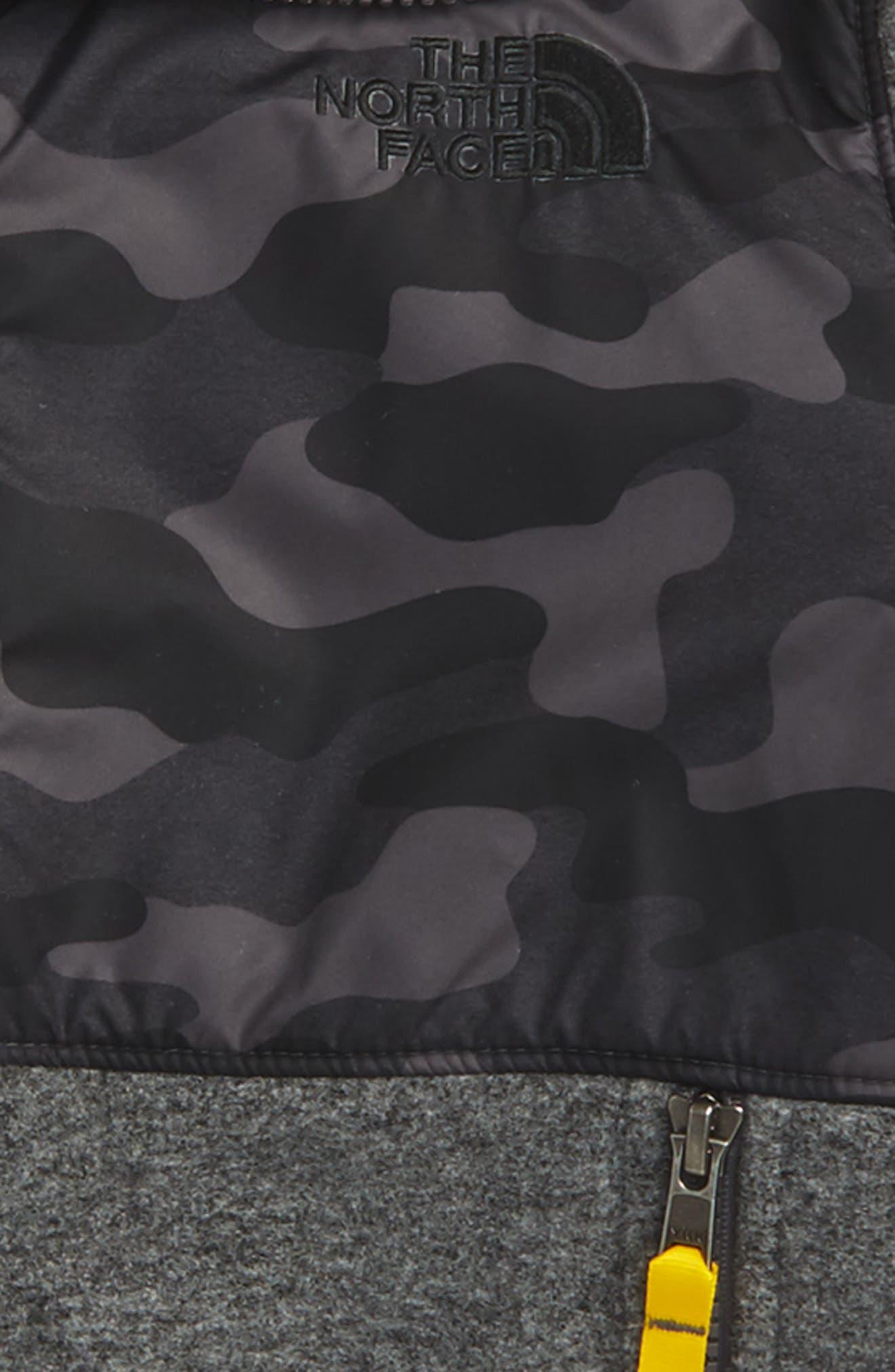 'Denali' Thermal Jacket,                             Alternate thumbnail 2, color,                             Camo Heather Print