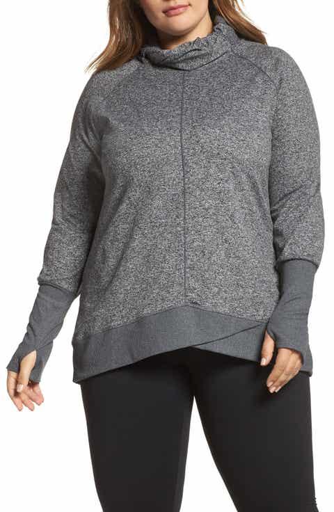 Zella Gwen Cozy Pullover (Plus Size)