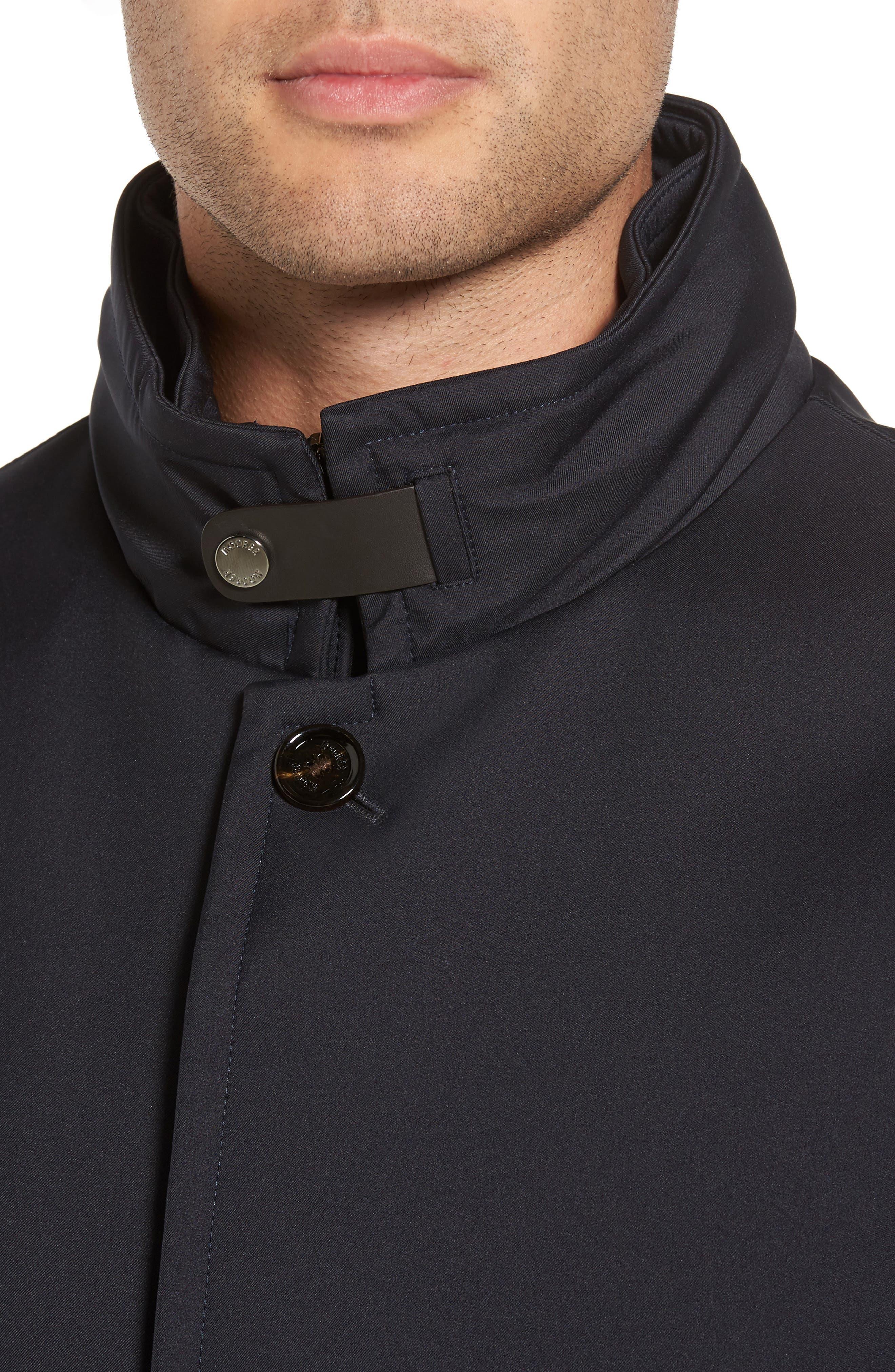 Alternate Image 4  - MooRER Bond Water-Repellent Coat