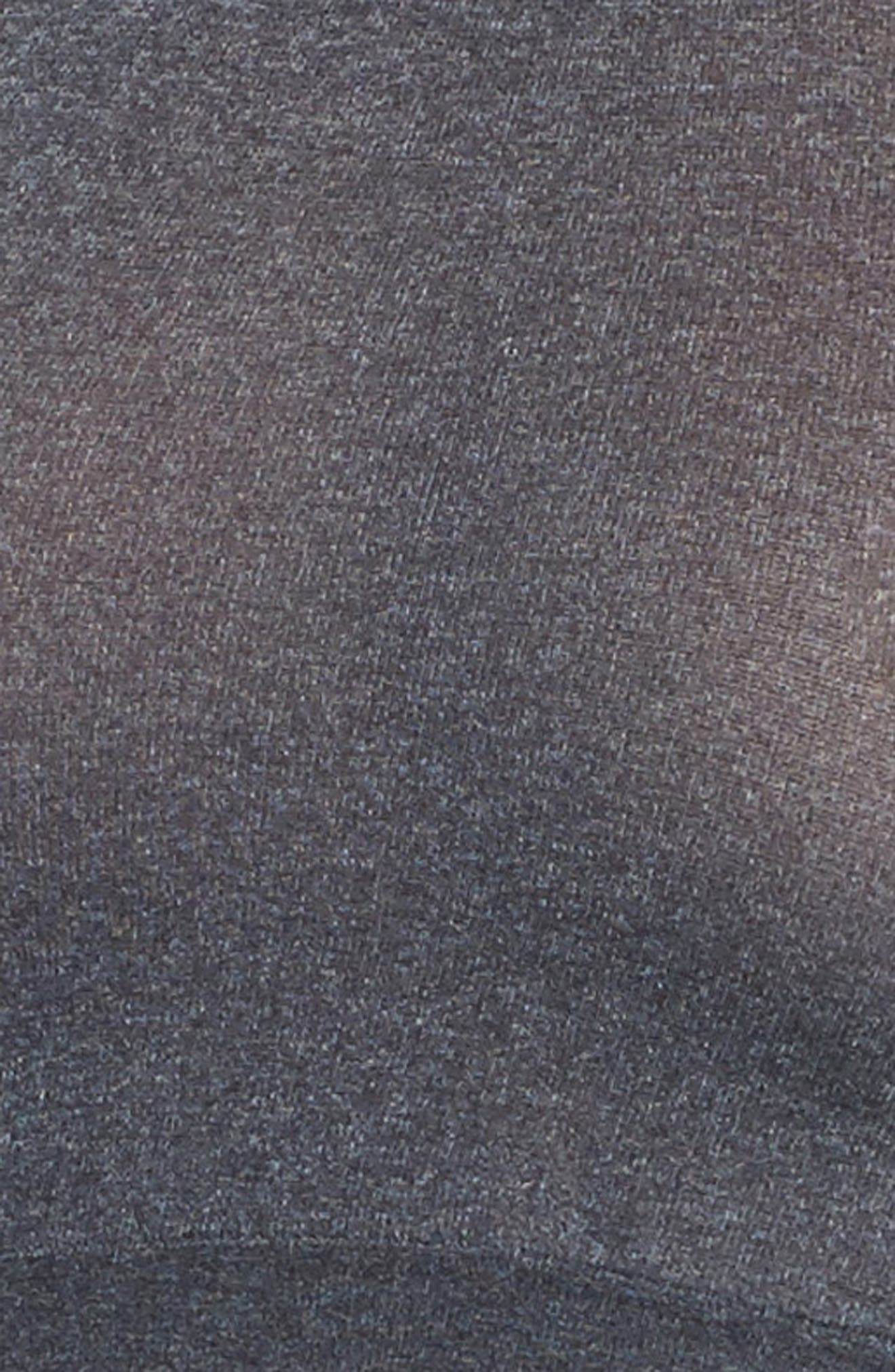 SPANX Arm Tights<sup>™</sup> Opaque Layering Top,                             Alternate thumbnail 6, color,                             Heather Grey