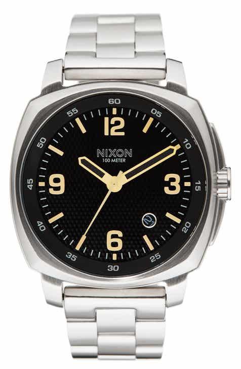 4e8a777c0b4 Nixon Charger Bracelet Watch