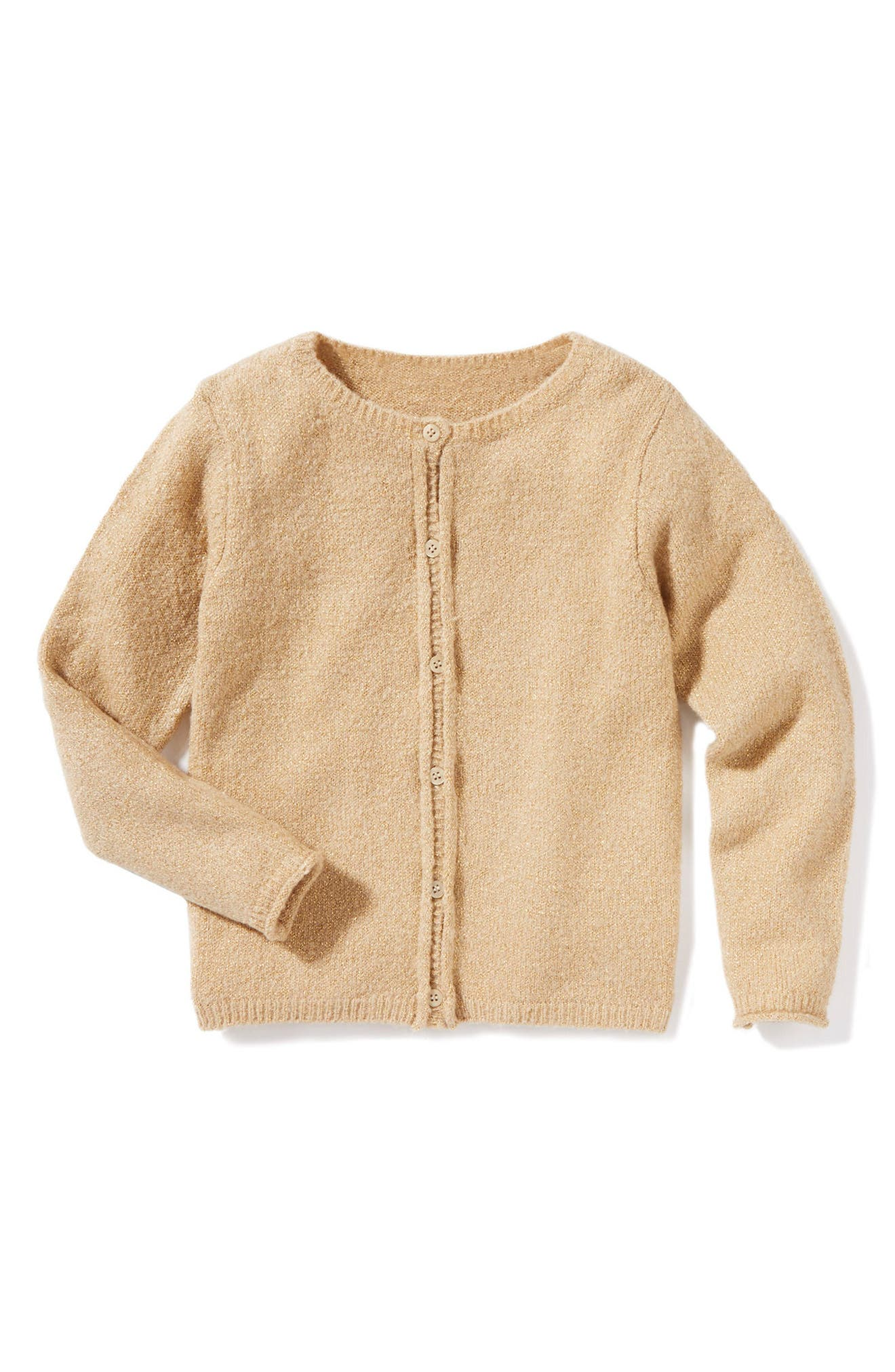 Peek Celine Cardigan (Toddler Girls, Little Girls & Big Girls)