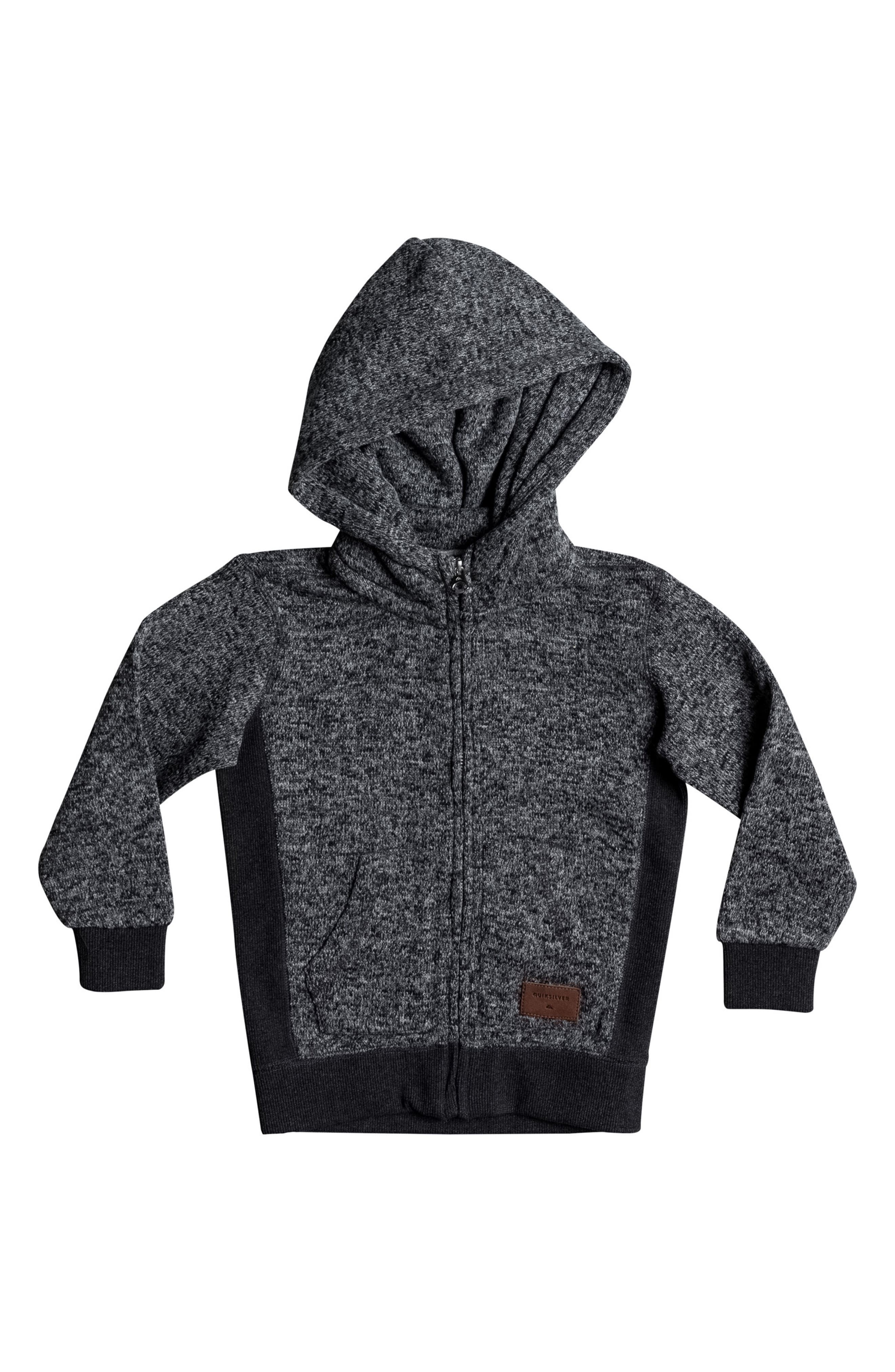 Quiksilver Keller Zip Hoodie (Toddler Boys & Little Boys)