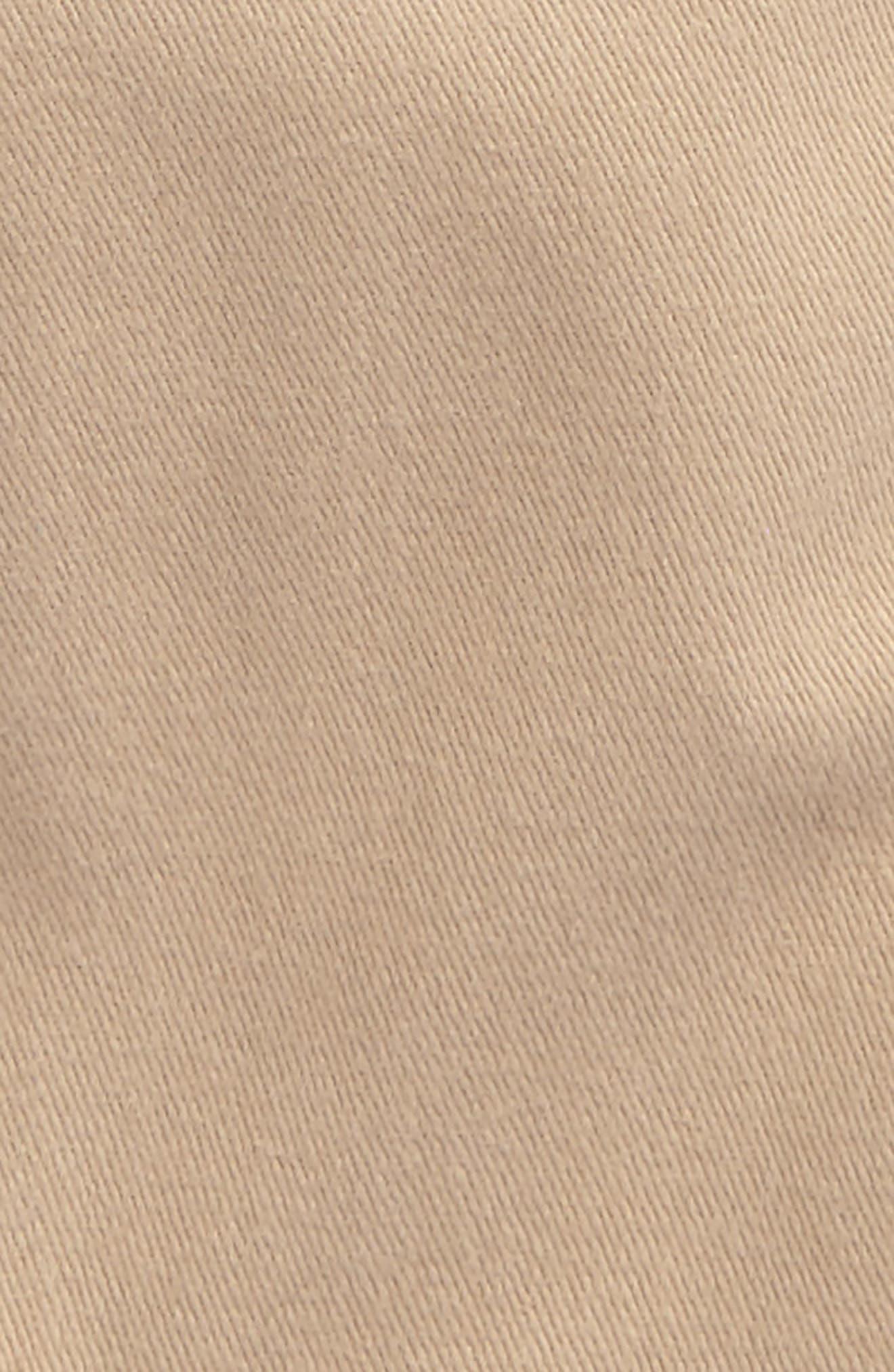 Stretch Cotton Twill Pants,                             Alternate thumbnail 2, color,                             Beige/ Khaki
