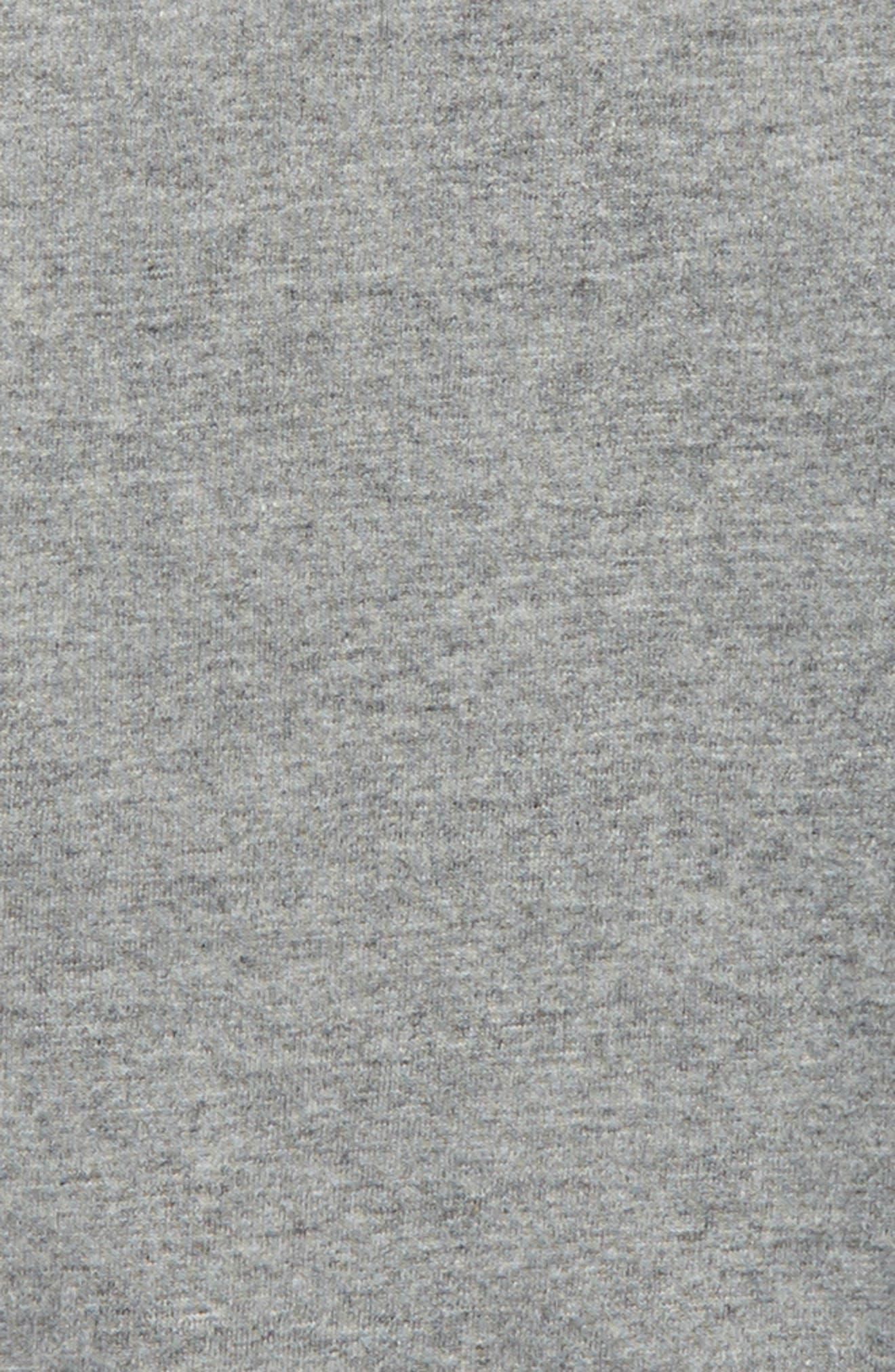 Alternate Image 2  - Mini Boden Shaggy Lined Sweatshirt (Little Boys & Big Boys)