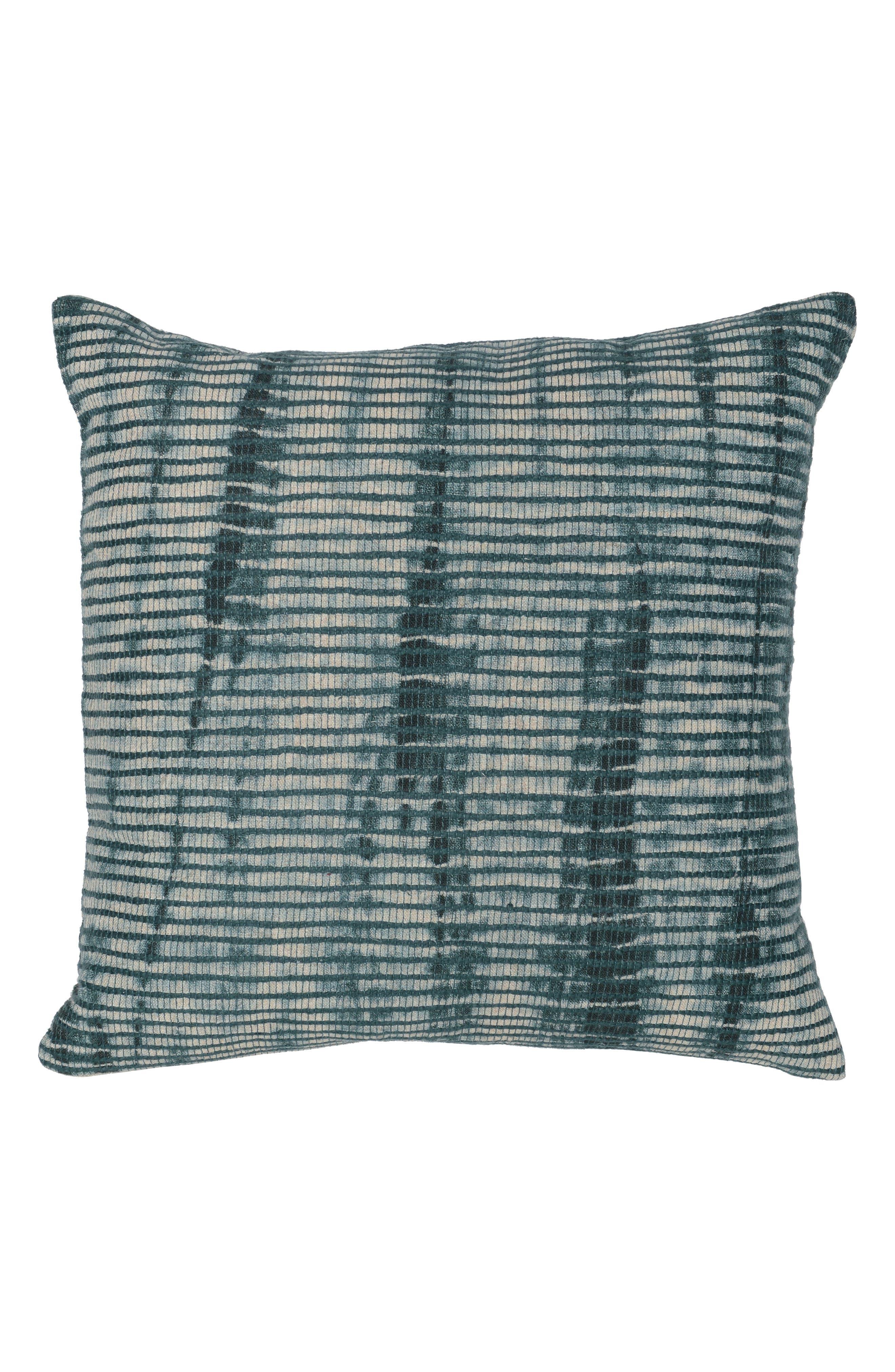Marni Pillow,                         Main,                         color, Teal