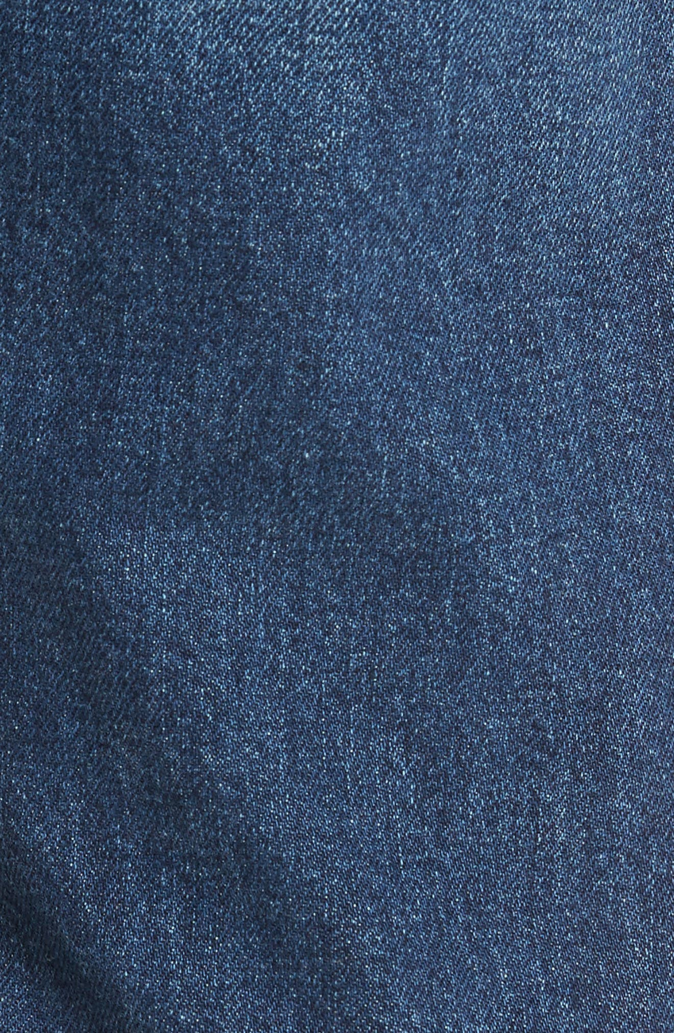 Ricky Relaxed Fit Jeans,                             Alternate thumbnail 5, color,                             Indigo Traveler