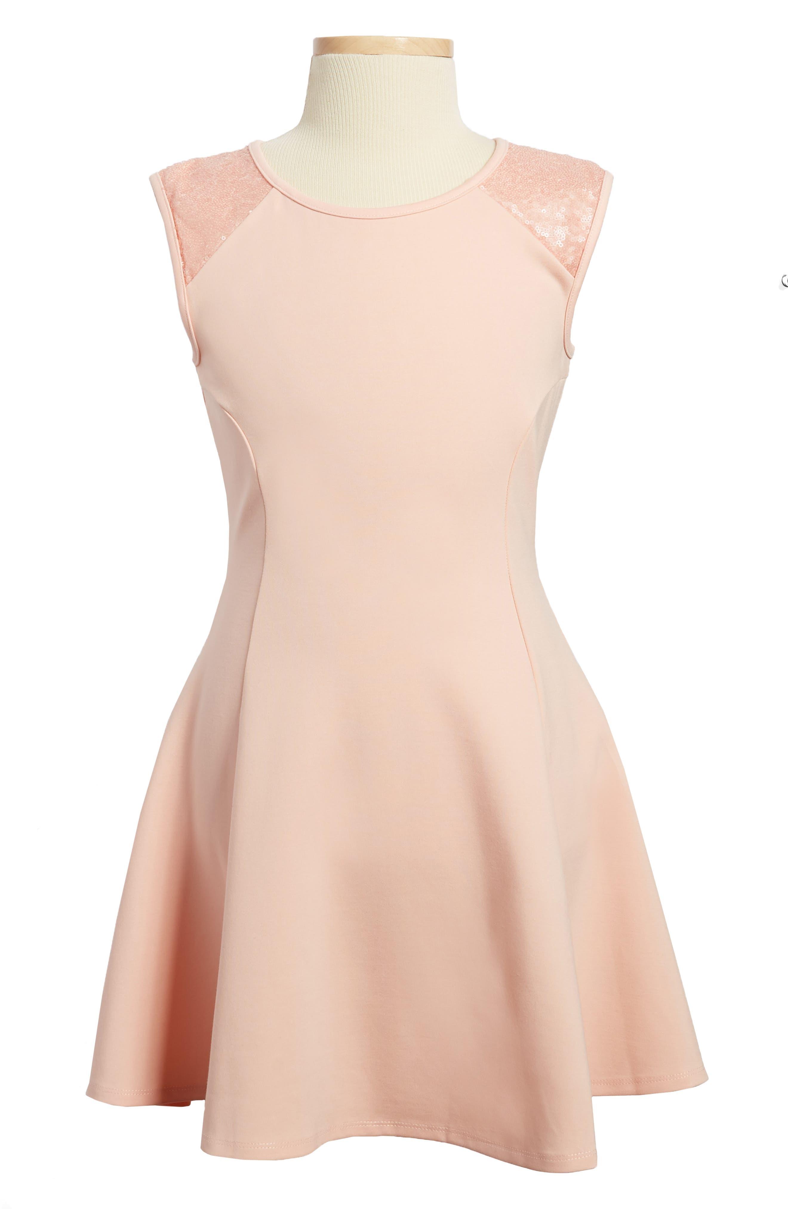 Main Image - Penelope Tree Patricia Dress (Big Girls)