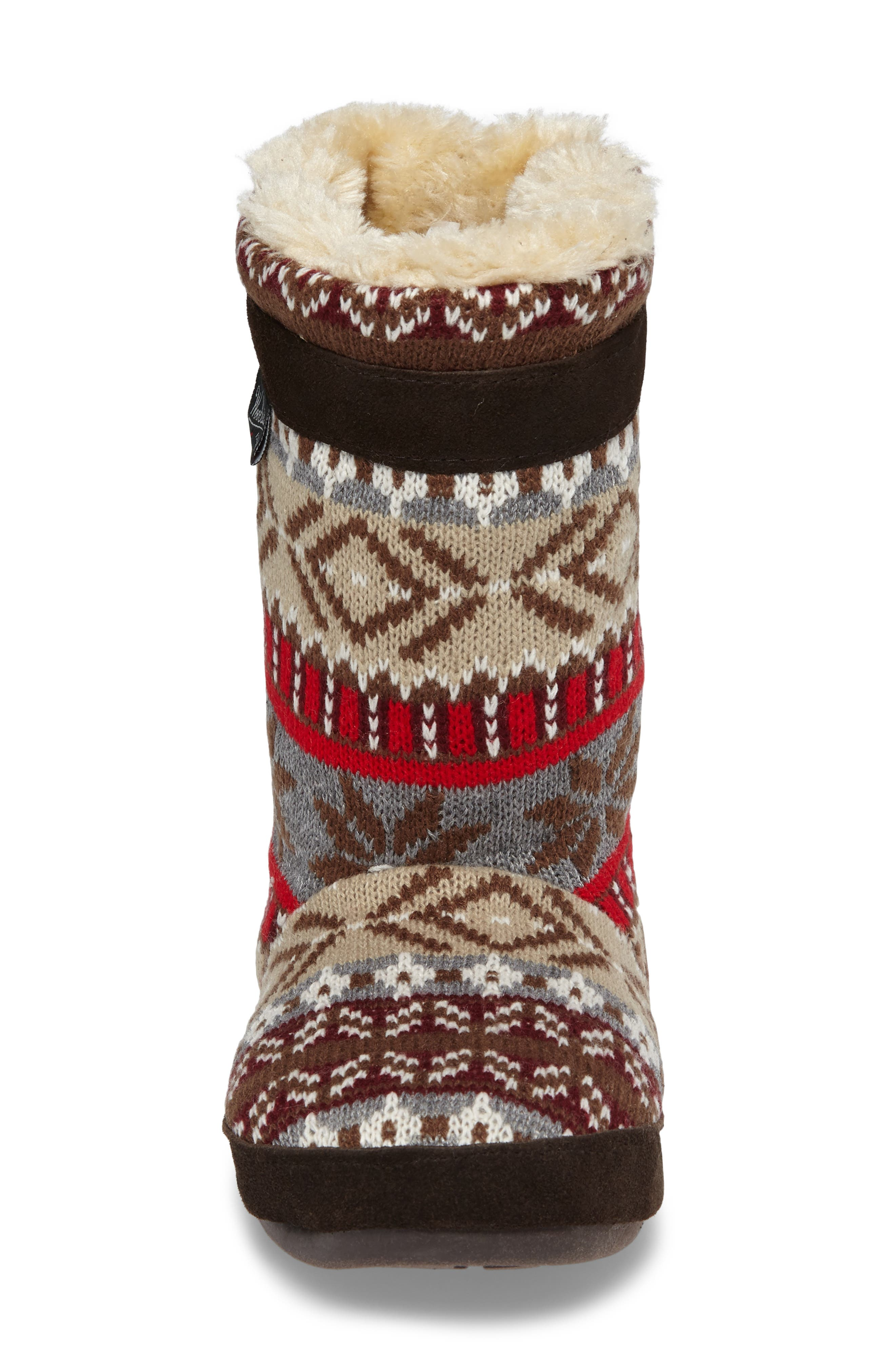Alternate Image 4  - Woolrich Whitecap Knit Slipper Bootie (Women)