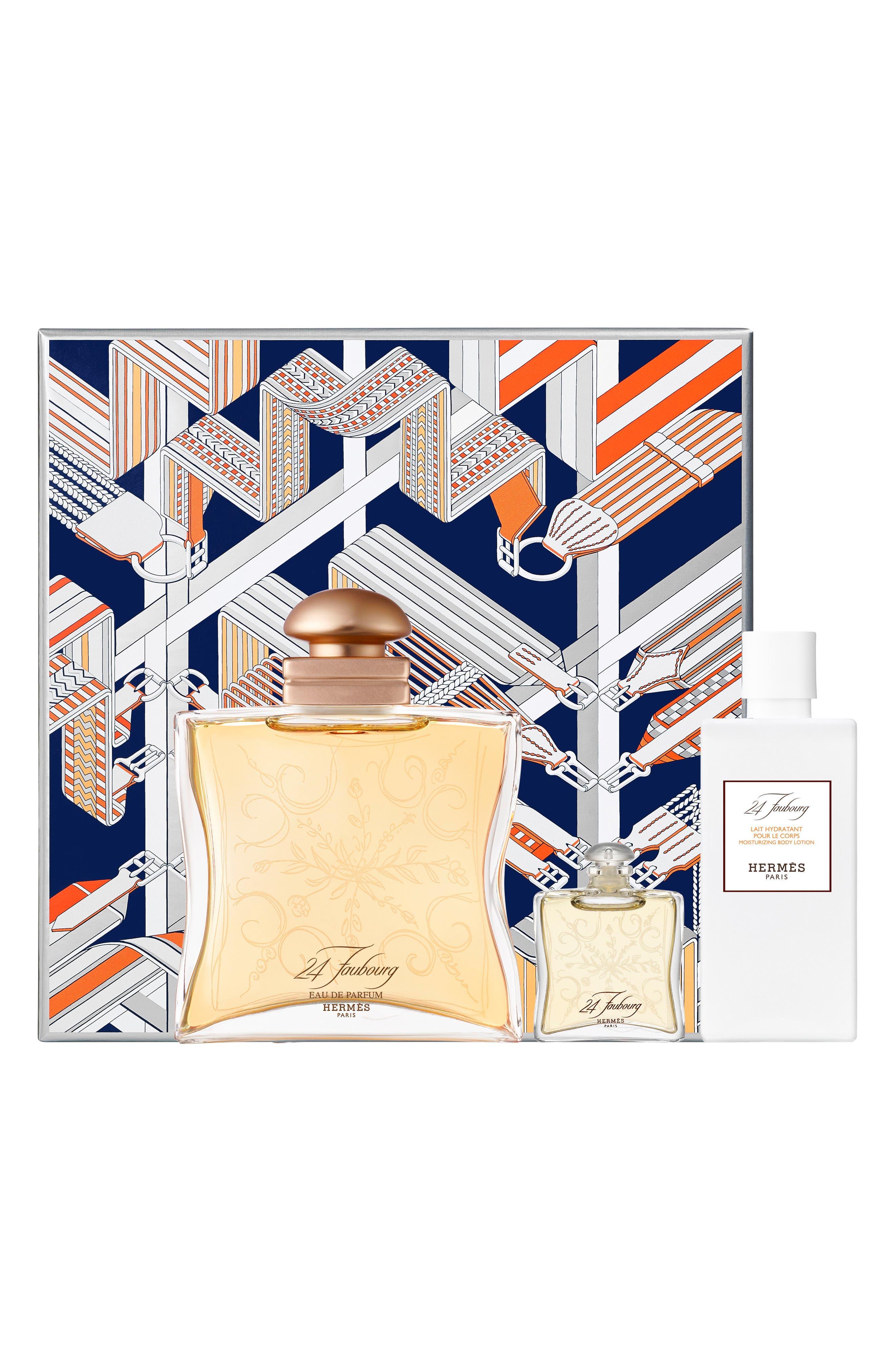 Alternate Image 1 Selected - Hermès 24, Faubourg - Eau de parfum set