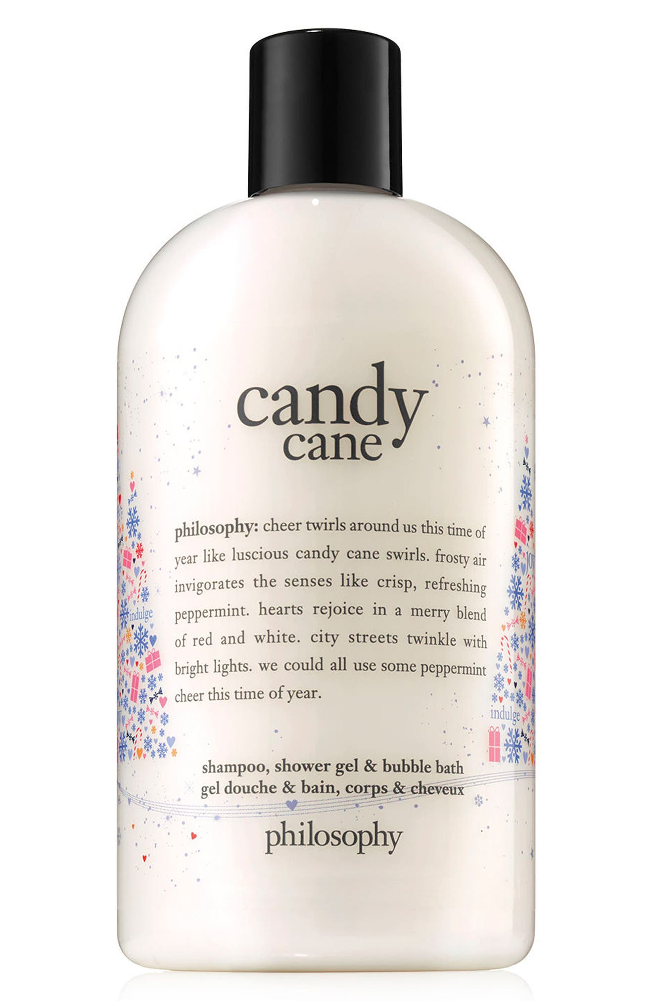 Main Image - philosophy candy cane shampoo, shower gel & bubble bath (Limited Edition)