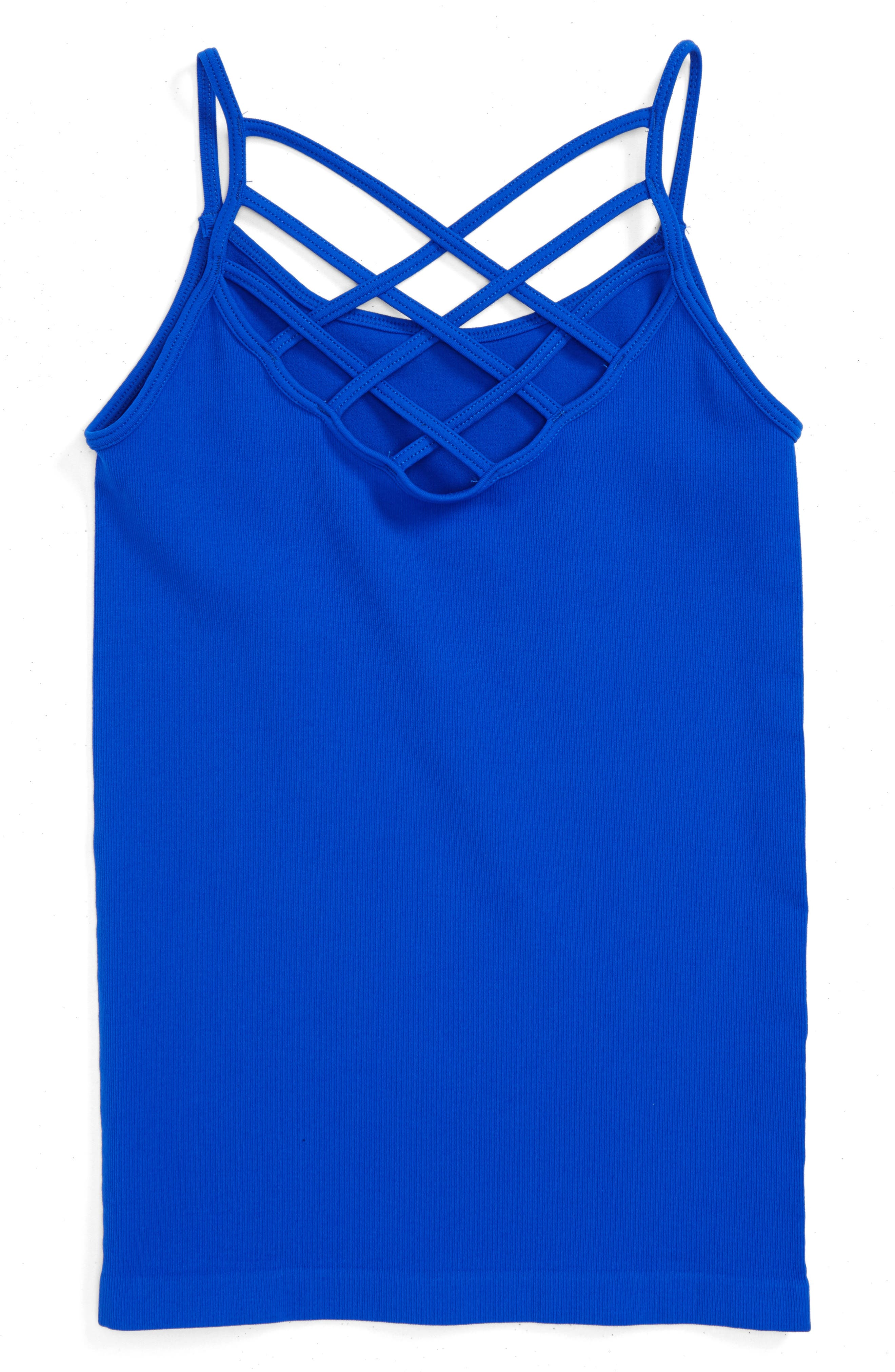 Suzette Collection Strappy Tank (Big Girls)