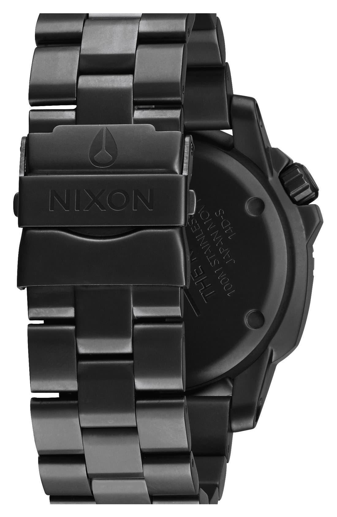 Alternate Image 2  - Nixon 'The Ranger' Bracelet Watch, 44mm