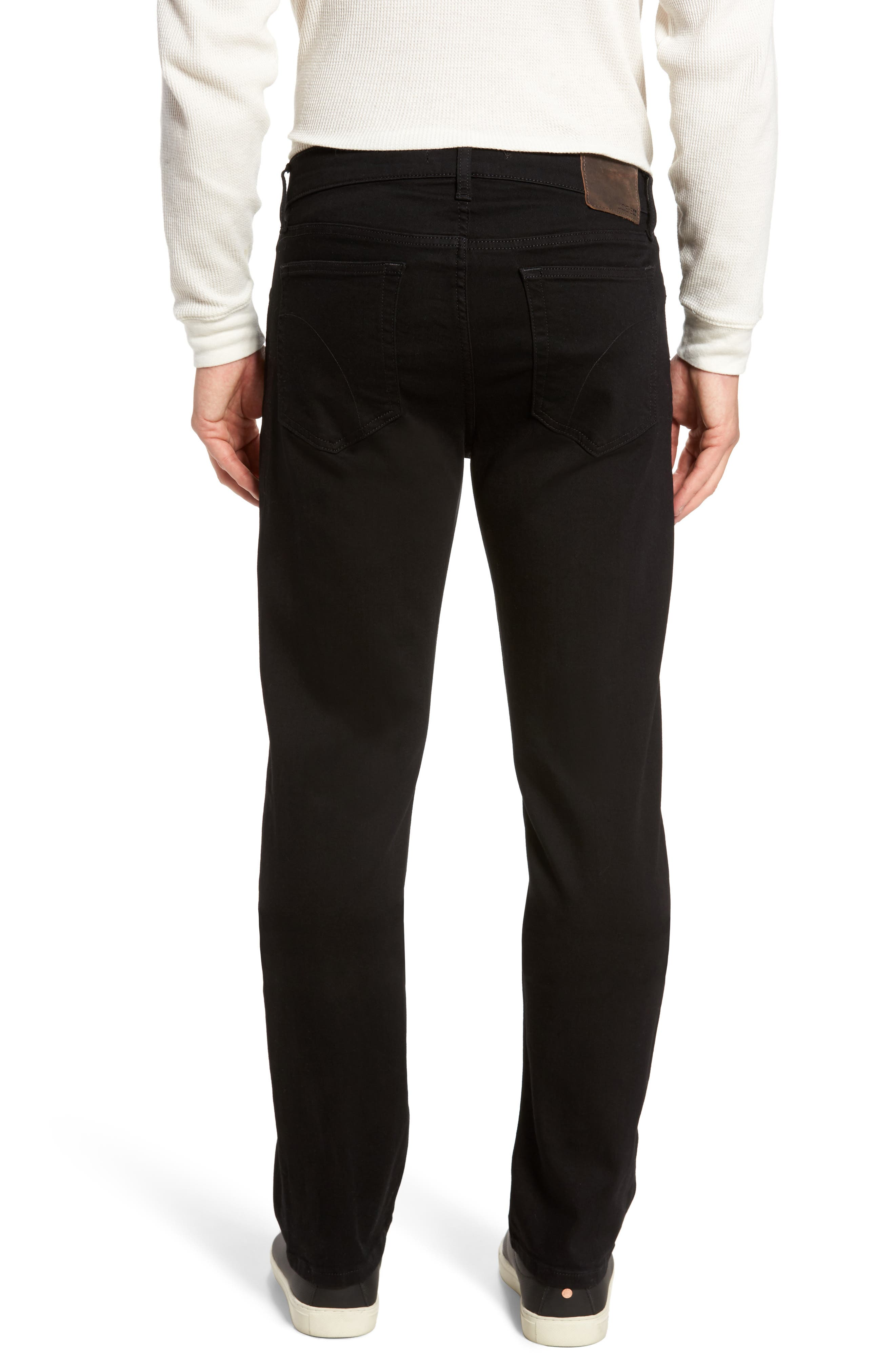 Classic Straight Fit Jeans,                             Alternate thumbnail 2, color,                             Griffith