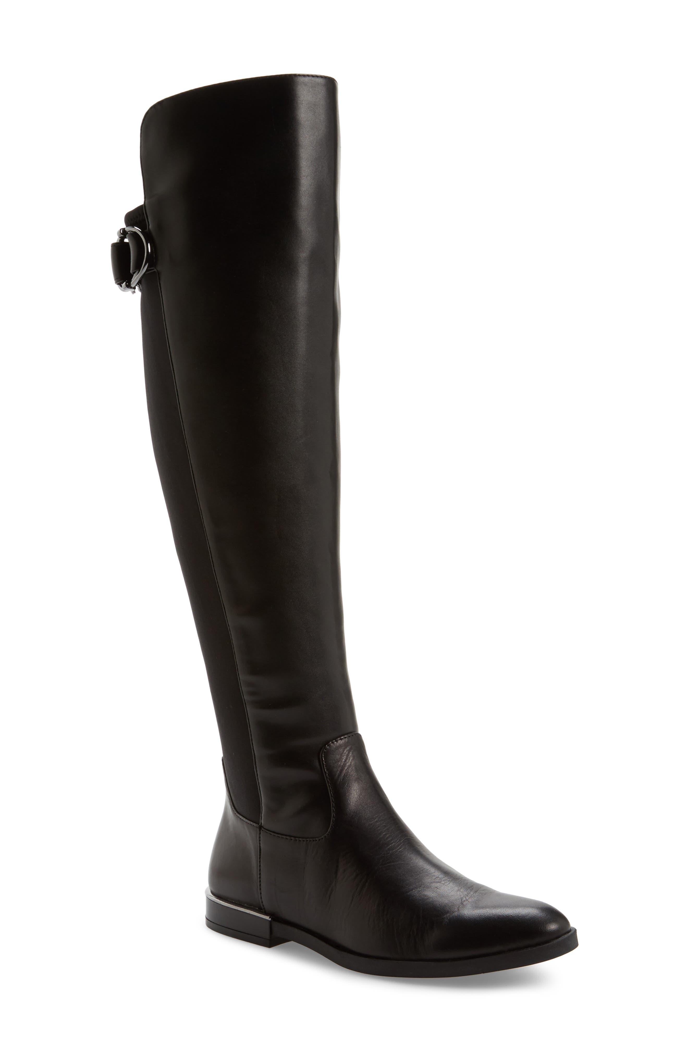 Alternate Image 1 Selected - Calvin Klein Priscila Over the Knee Boot (Women)