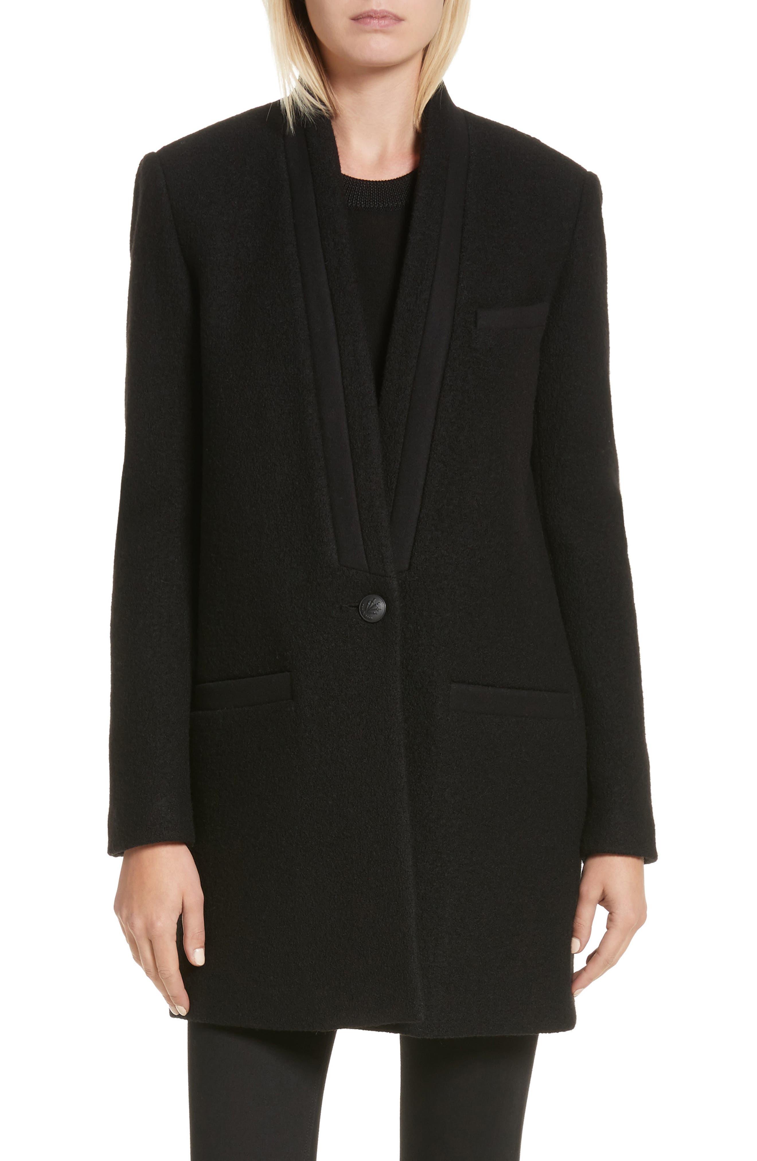 rag & bone Tuxx Wool Coat