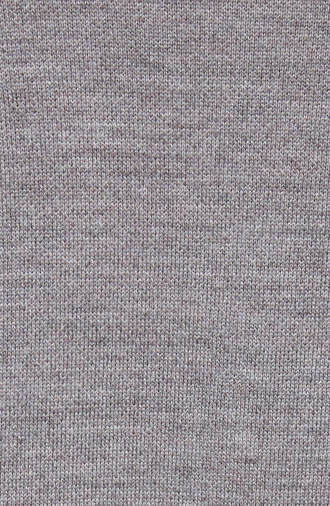 Alternate Image 5  - rag & bone Saralyn Merino Wool Blend Sweater Dress