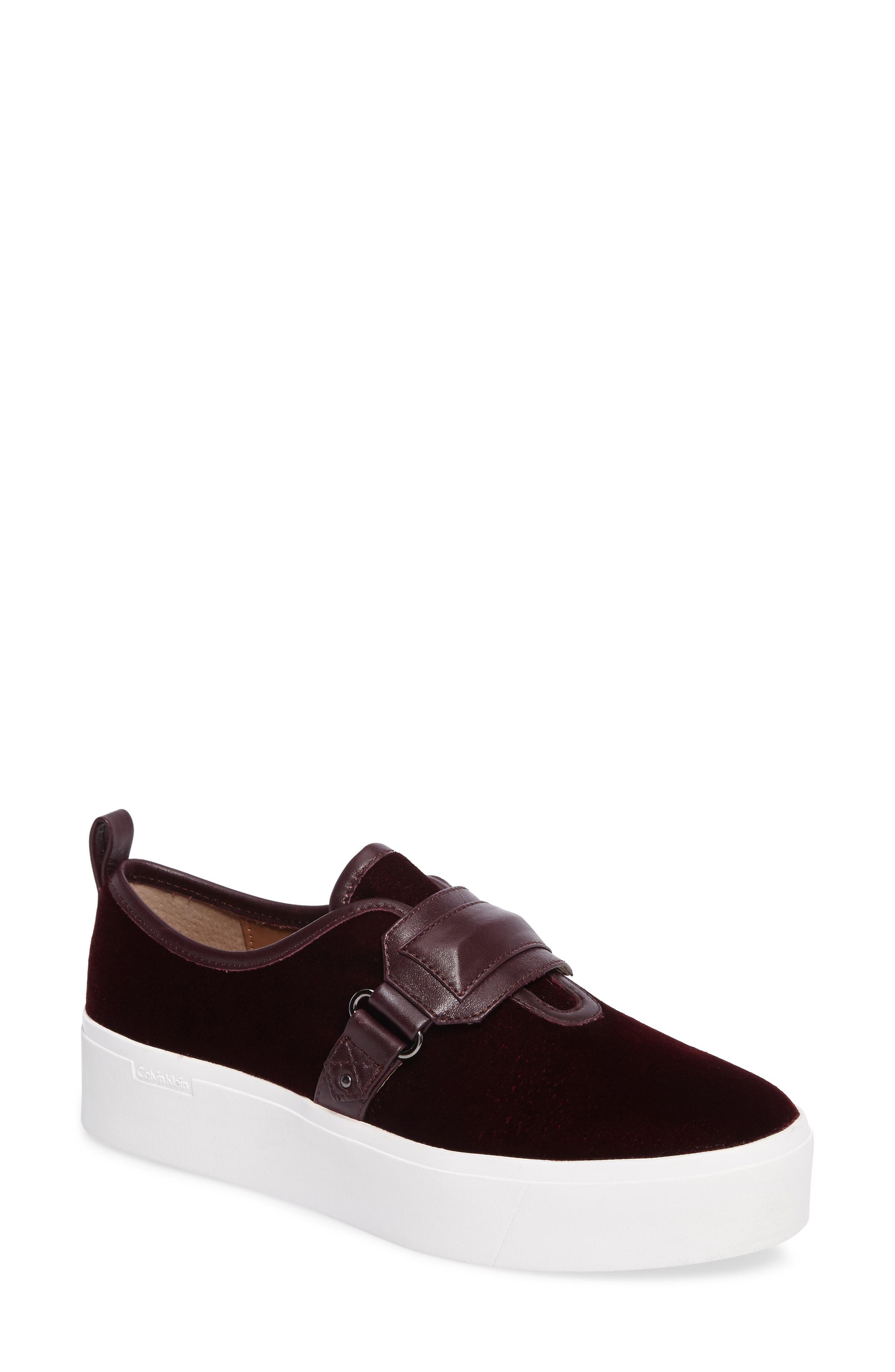 Calvin Klein Juno Slip-On Sneaker (Women)