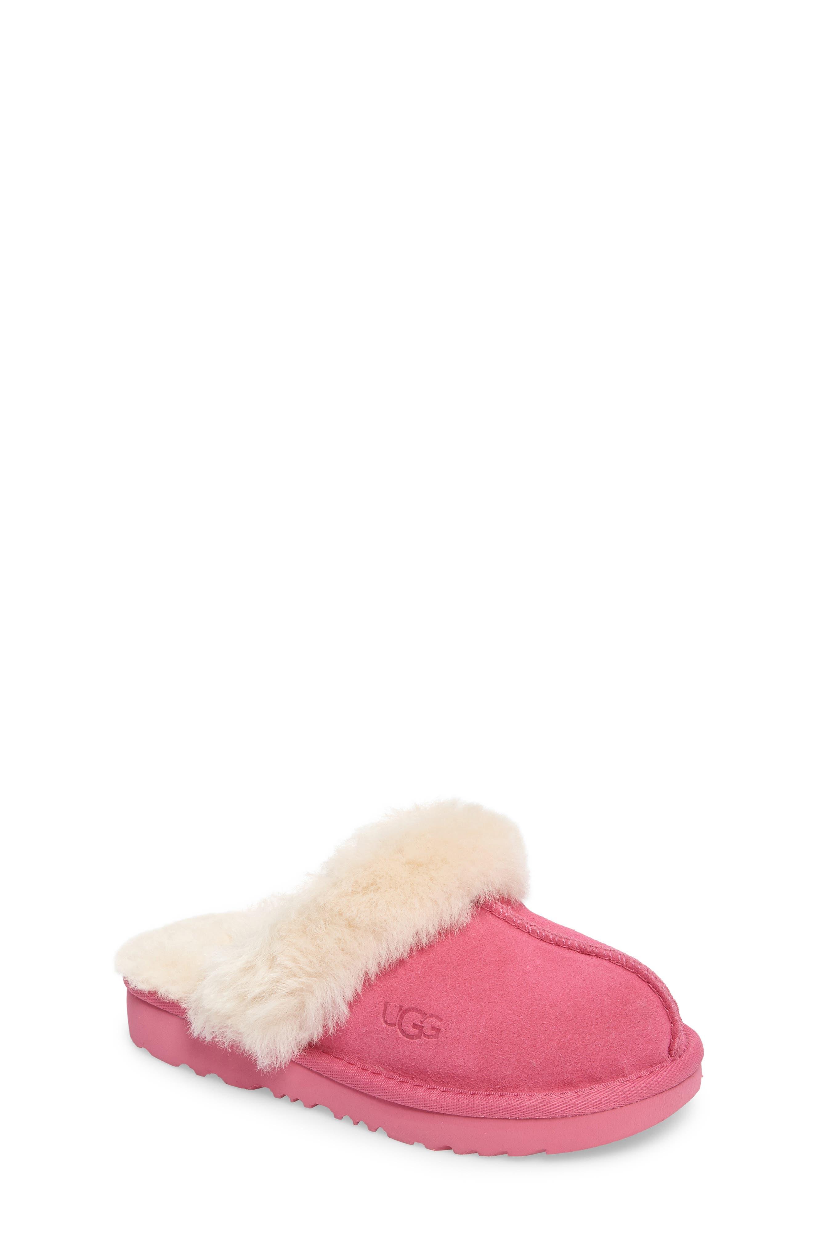 buy \u003e pink ugg slippers kids \u003e Up to 75