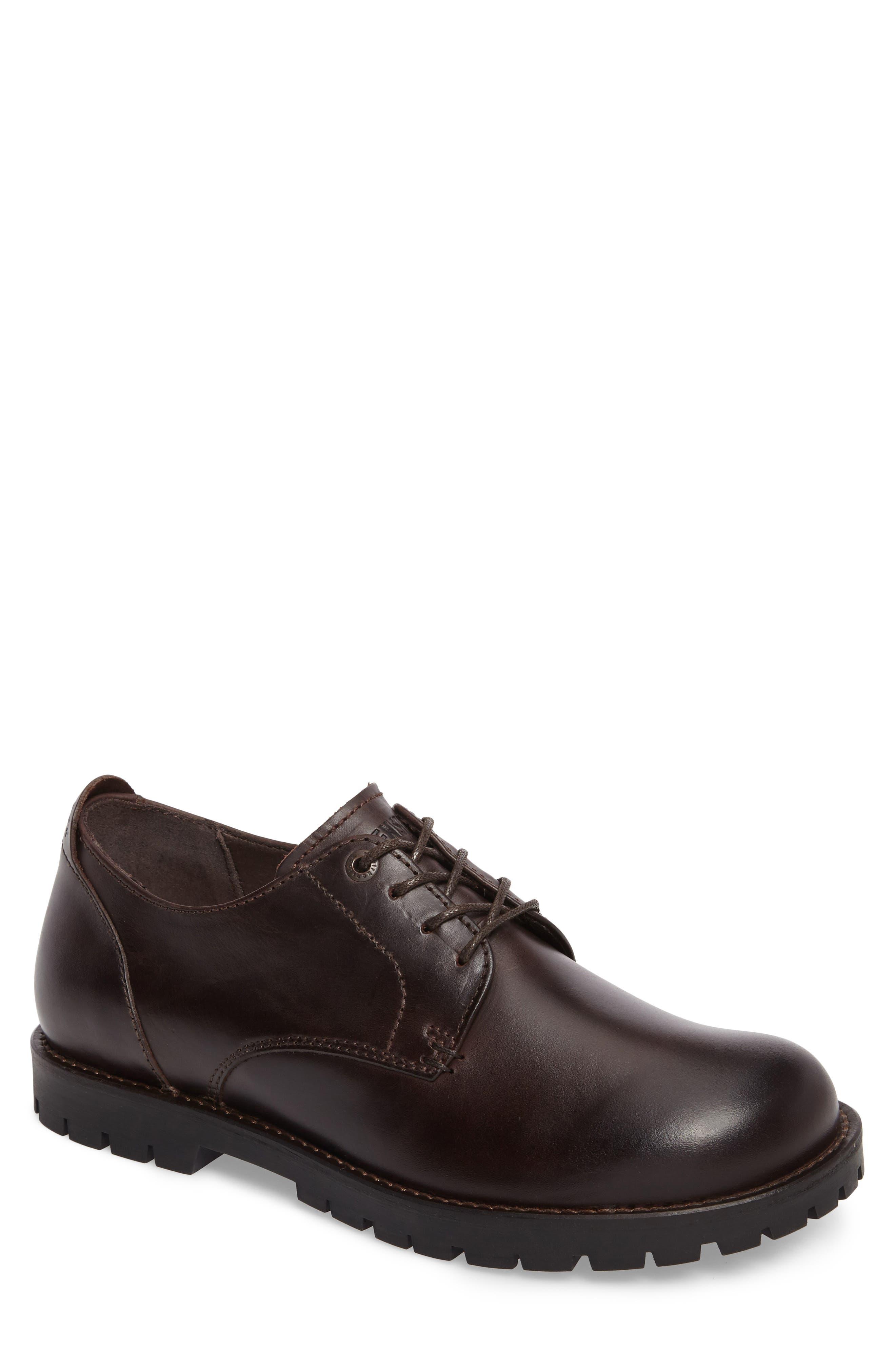 Birkenstock Gilford Plain Toe Derby (Men)
