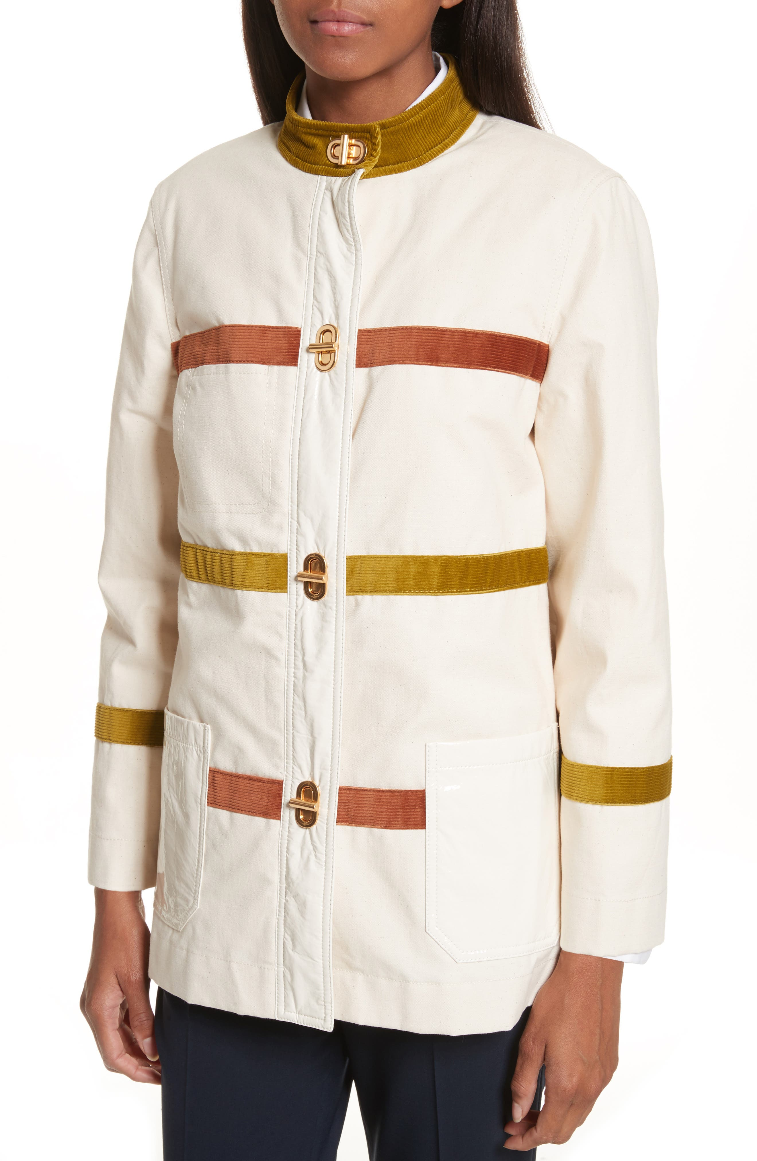 Alternate Image 5  - Tory Burch Cadyn Jacket