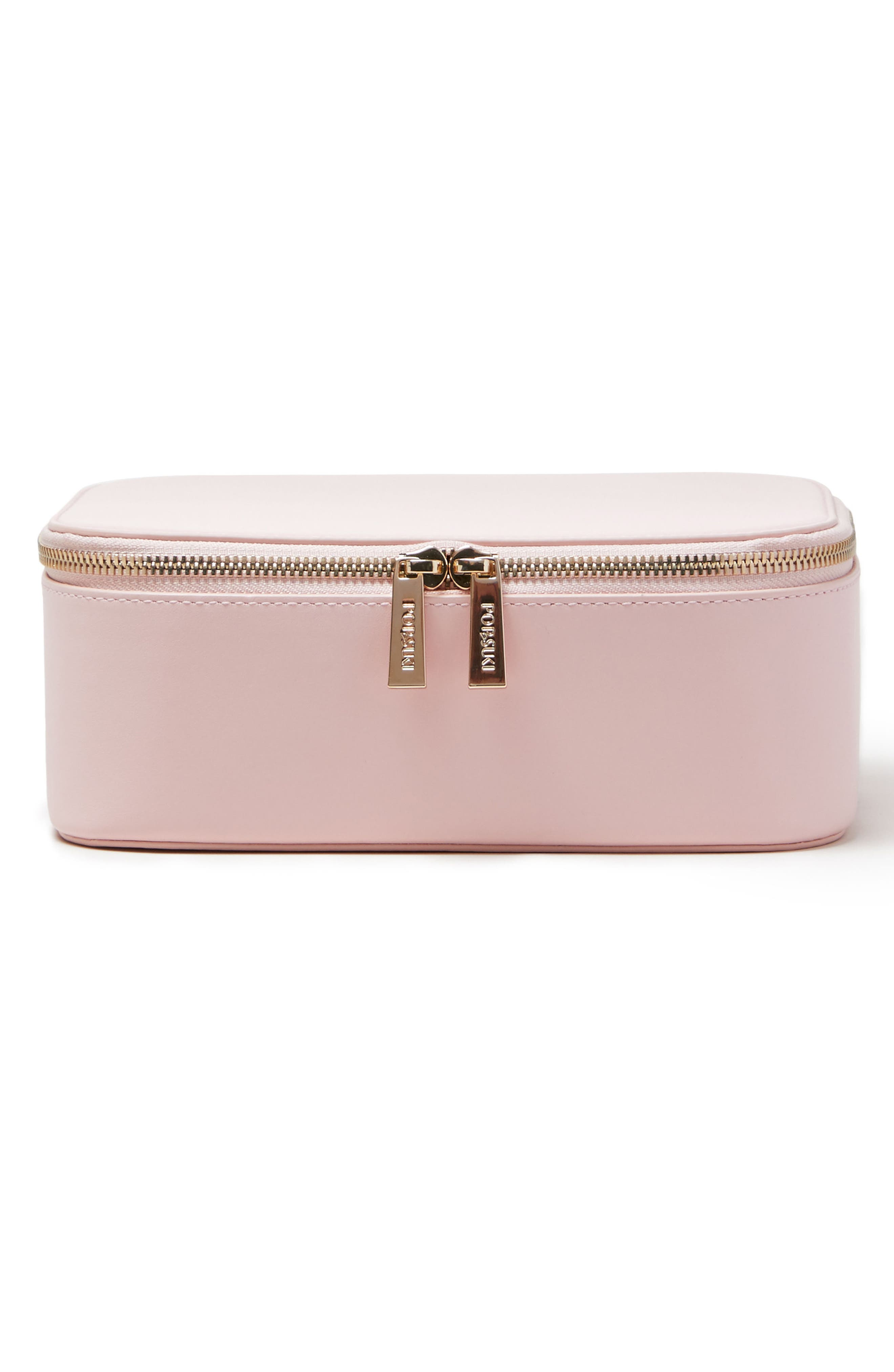 Alternate Image 2  - Pop & Suki Bigger Personalized Makeup Case (Nordstrom Exclusive)