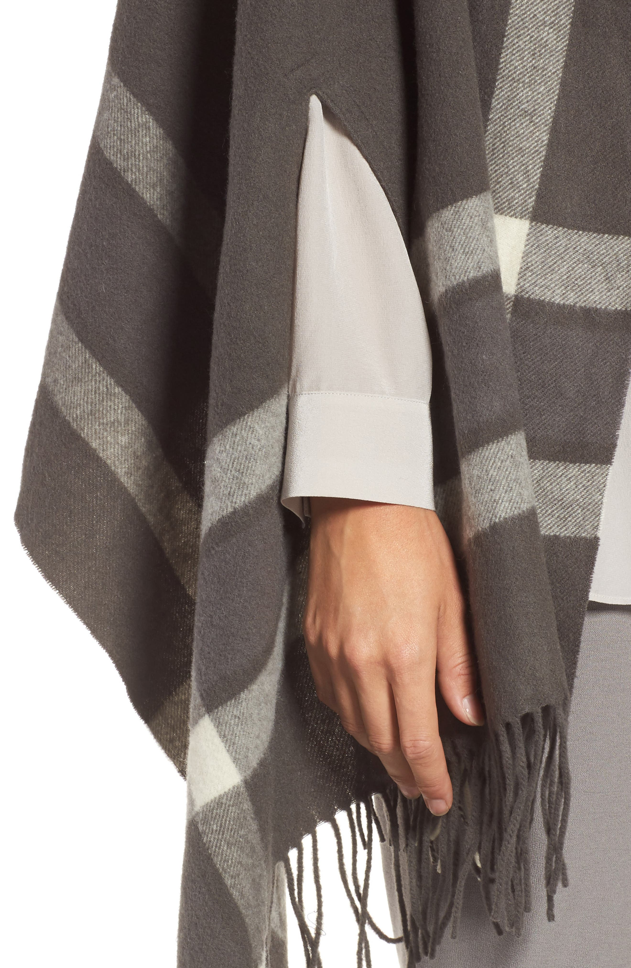 Alternate Image 4  - Eileen Fisher Wool Wrap