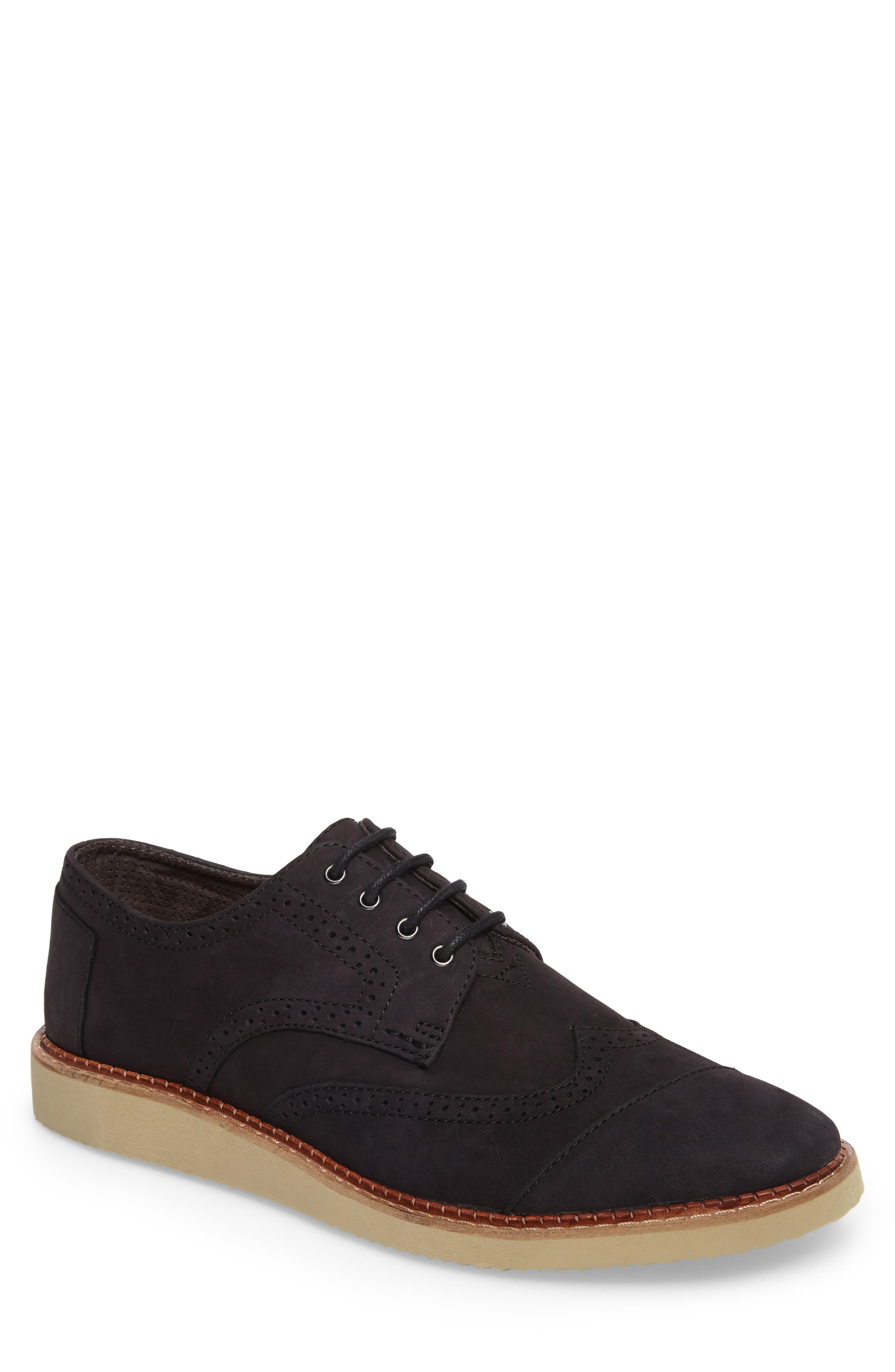 TOMS 'Brogue' Wingtip (Men)