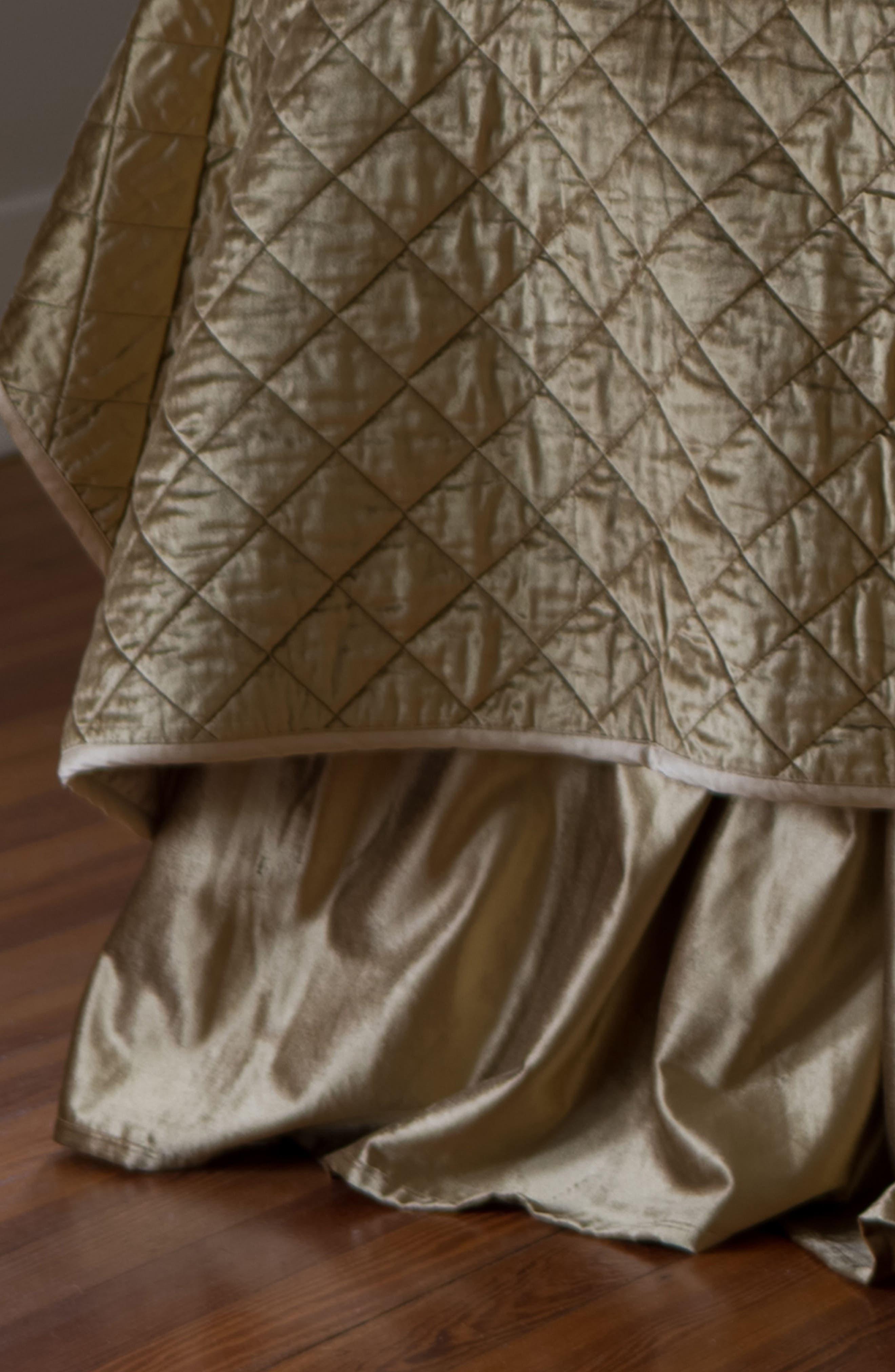 Main Image - Lili Alessandra Chloe Bed Skirt