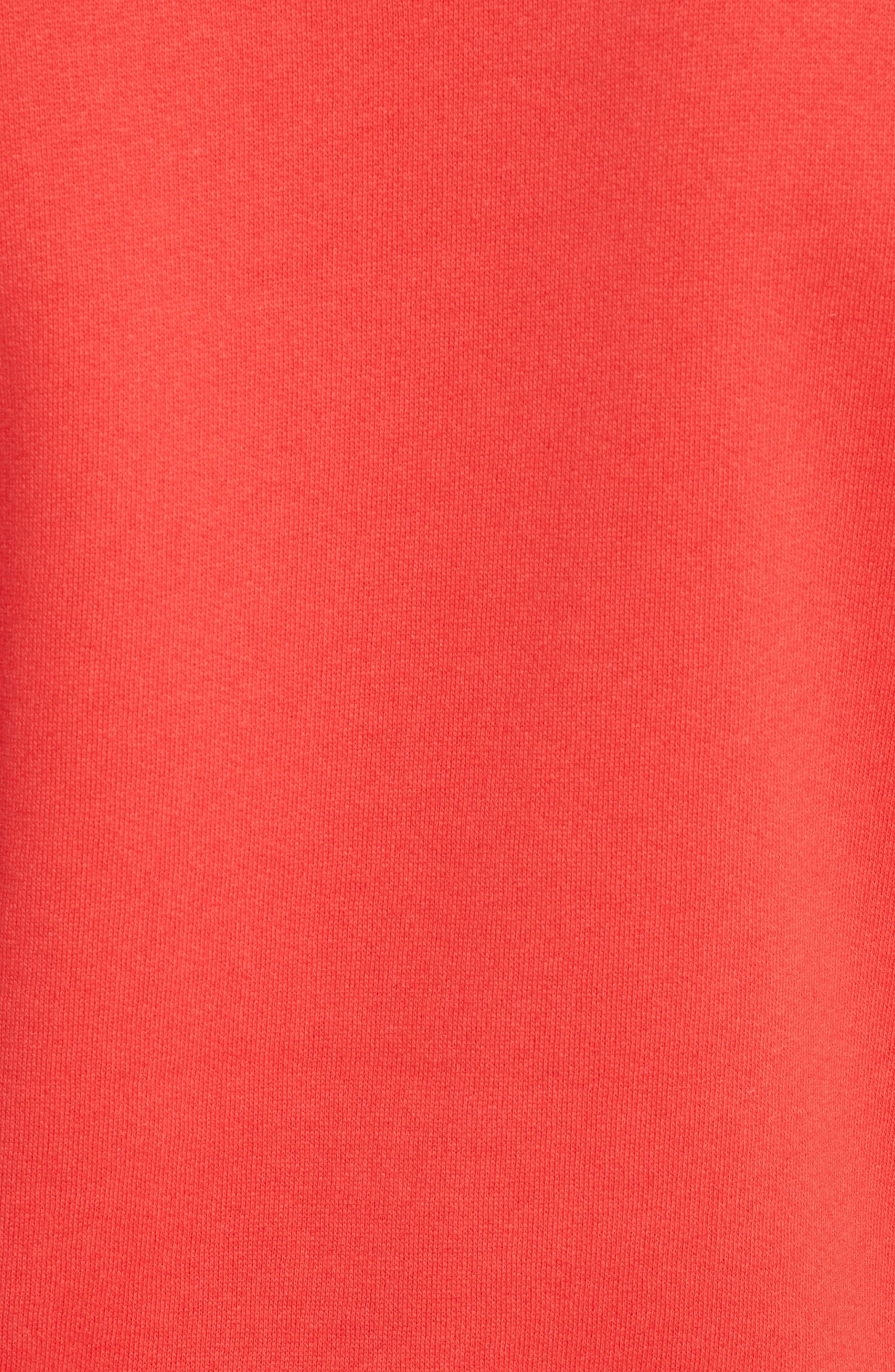 Alternate Image 5  - Opening Ceremony Elastic Logo Crop Sweatshirt (Limited Edition)
