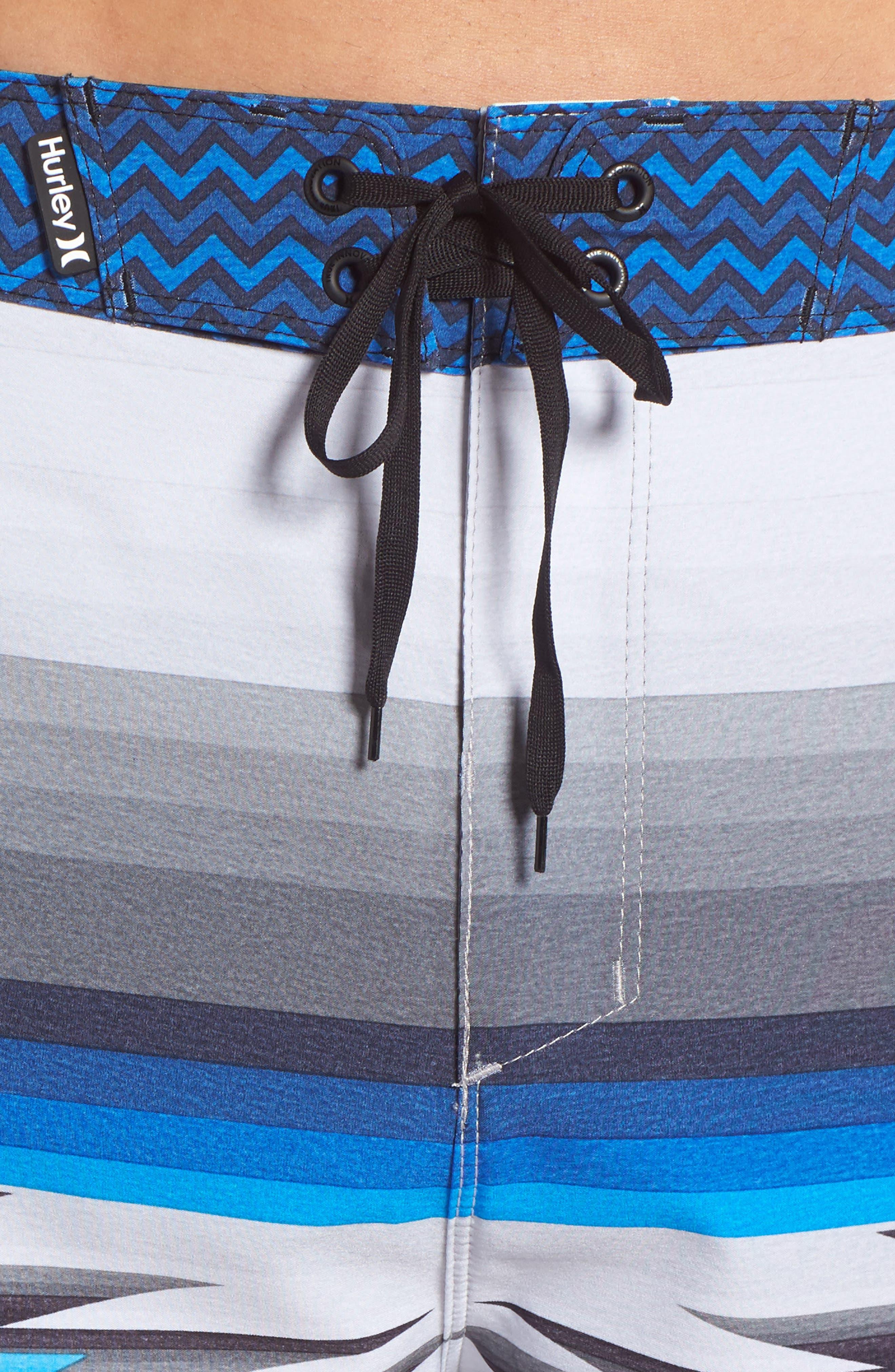 Alternate Image 4  - Hurley x Pendleton Phantom Board Shorts