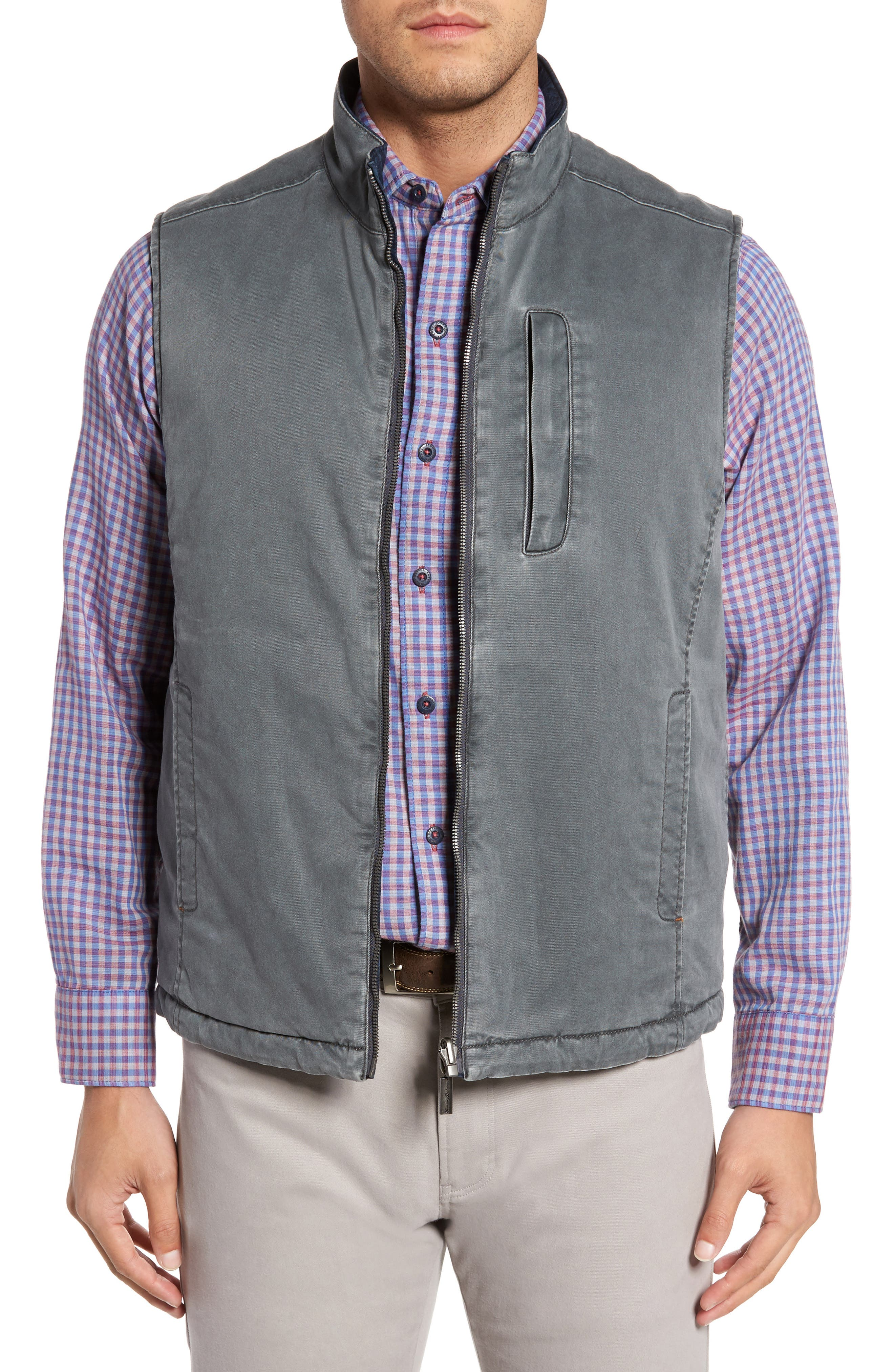 Tommy Bahama Sea Glass Reversible Vest