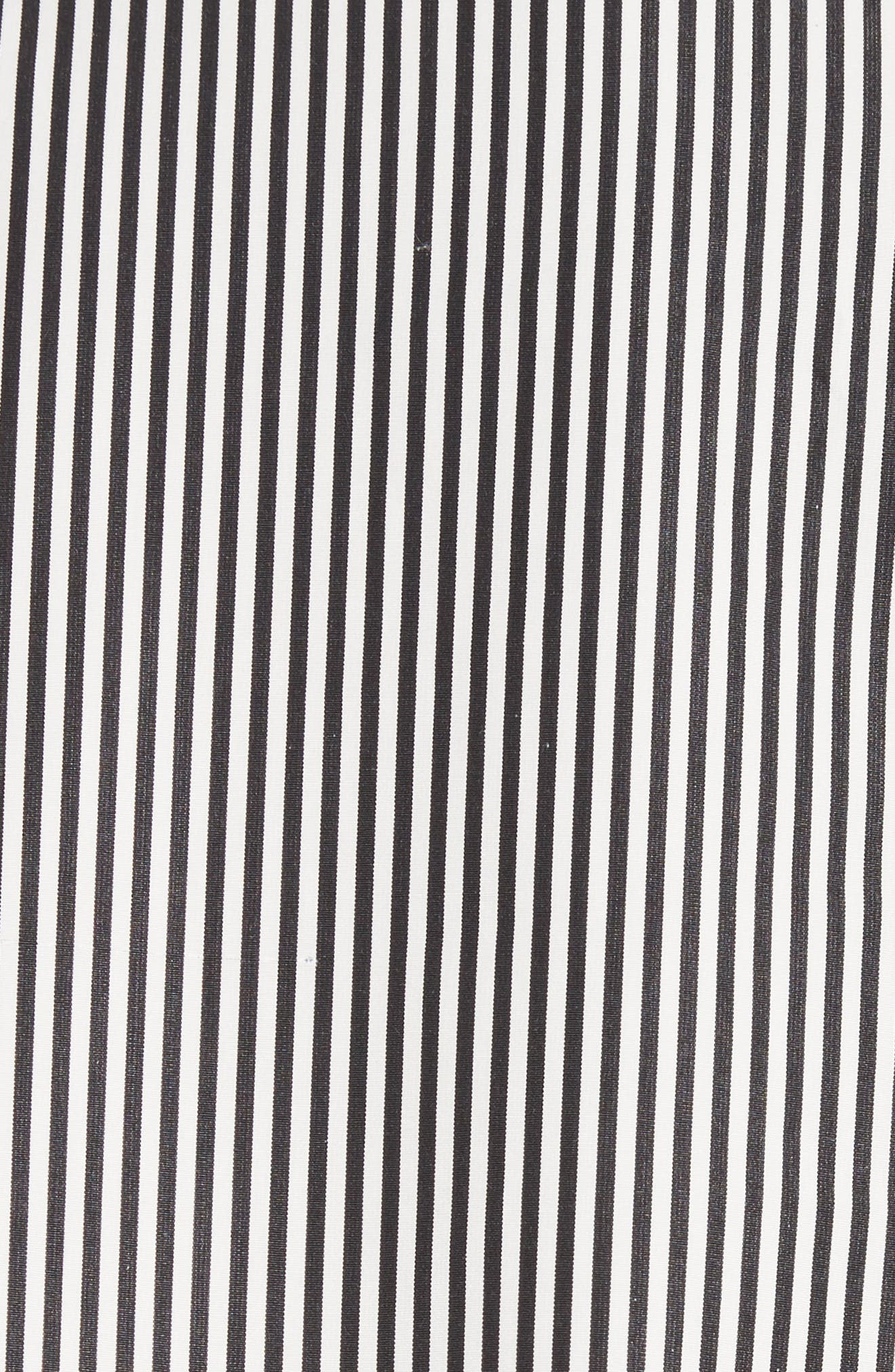 Gwendolyn Blouse,                             Alternate thumbnail 5, color,                             Black Multi