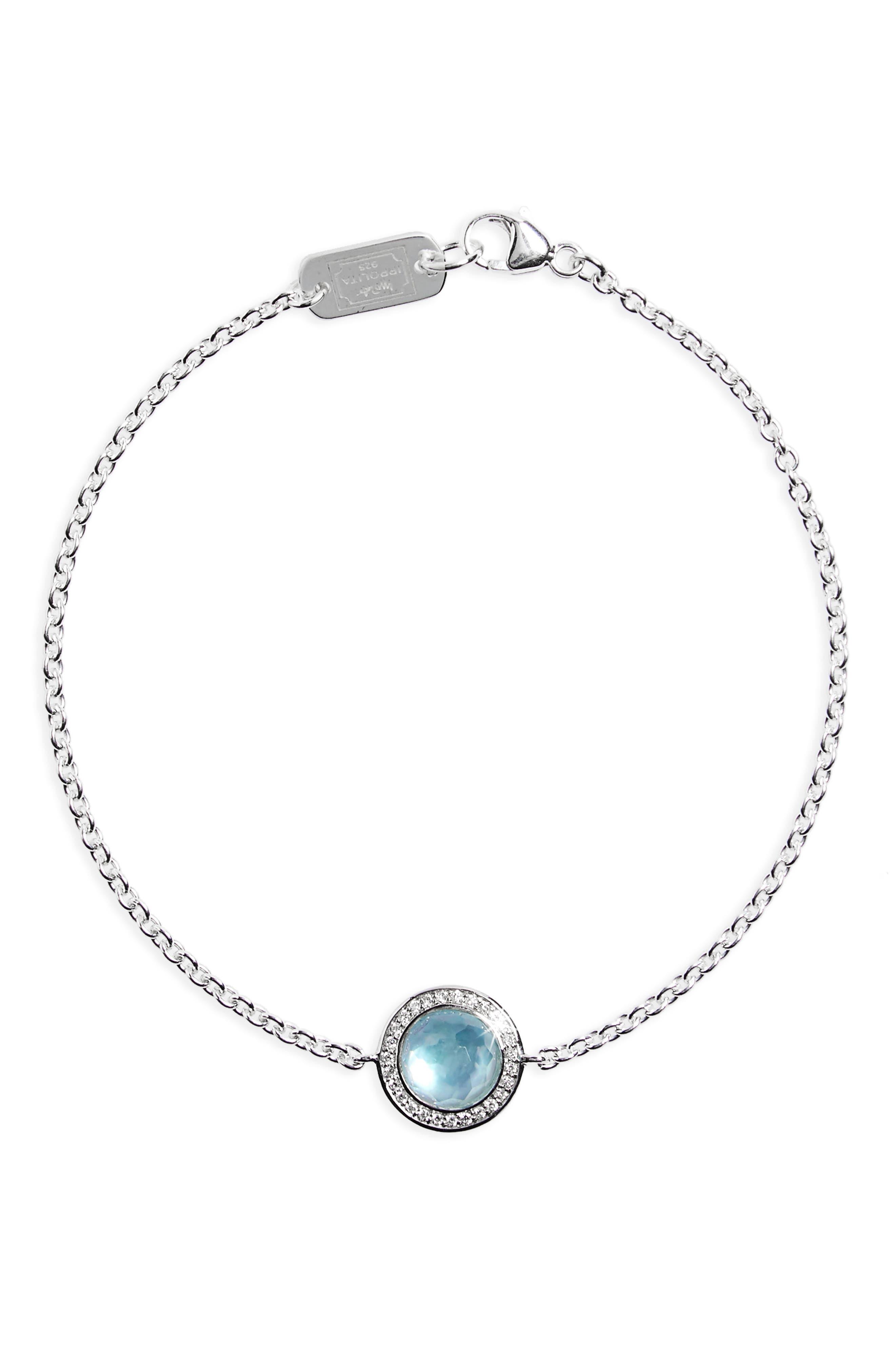 Ippolita Lillipop Diamond Bracelet