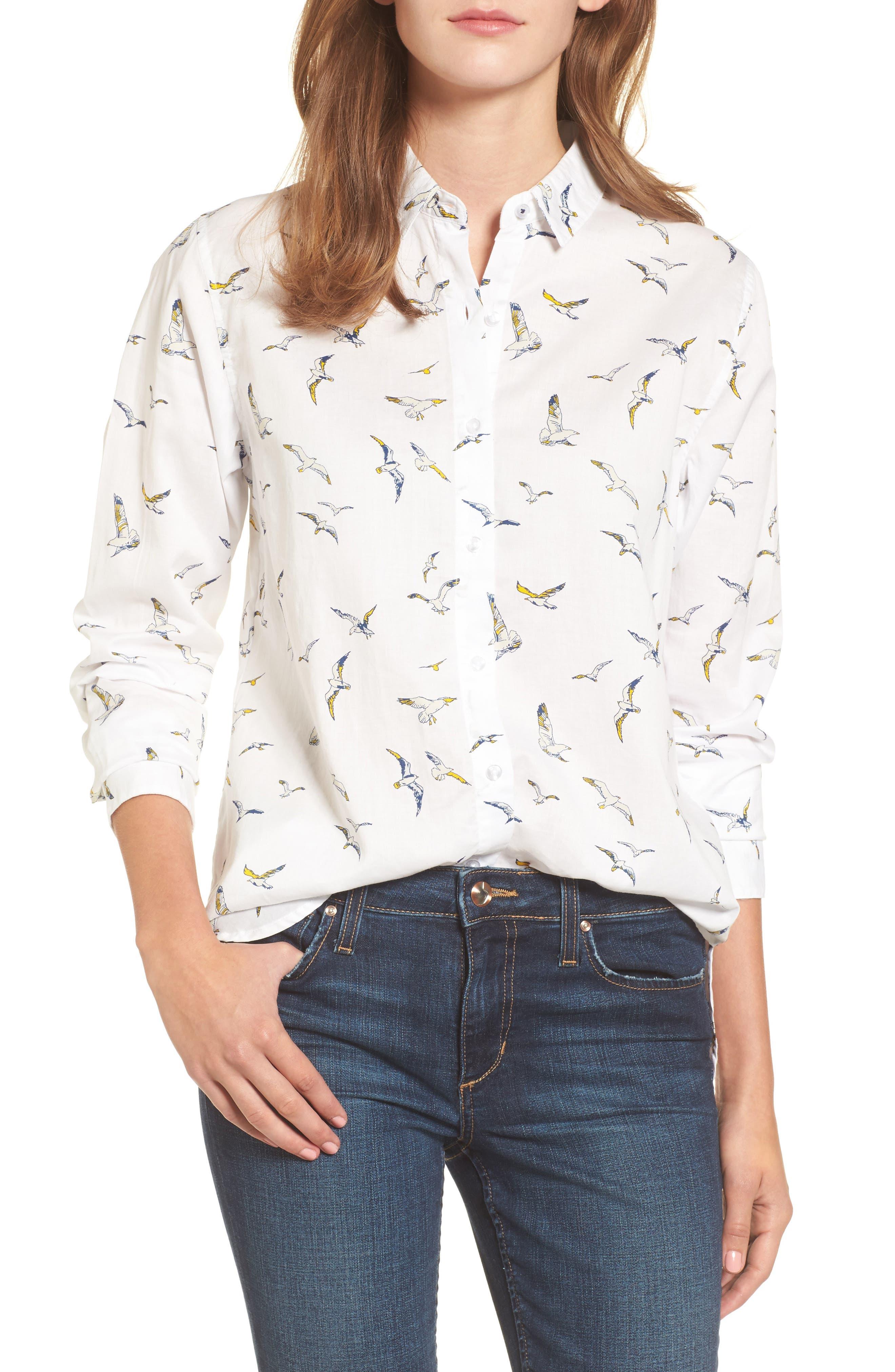 Main Image - Barbour Faeroe Shirt