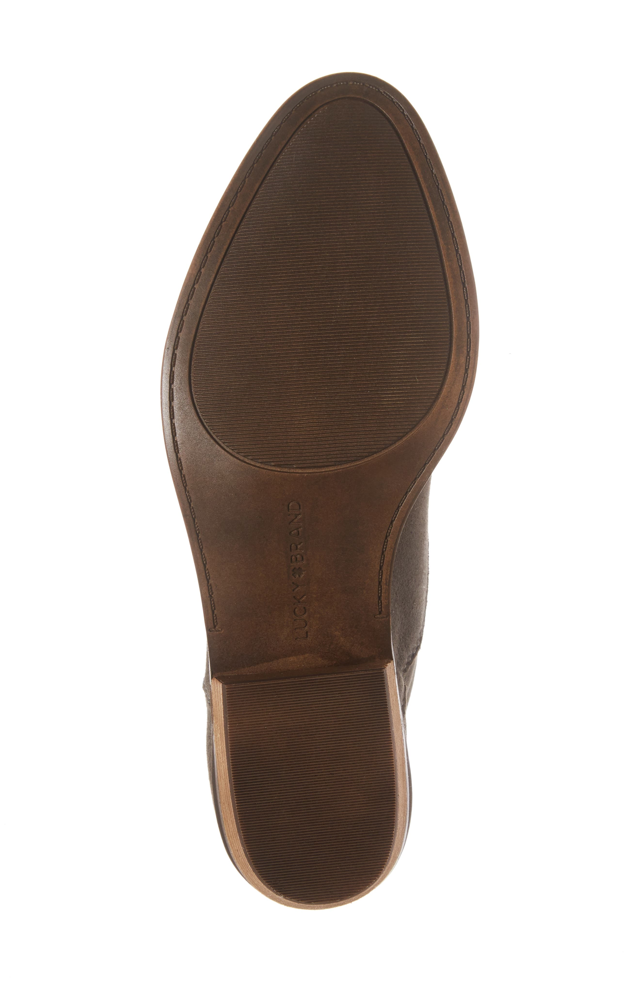 Alternate Image 6  - Lucky Brand Fantine Lace-Up Bootie (Women)