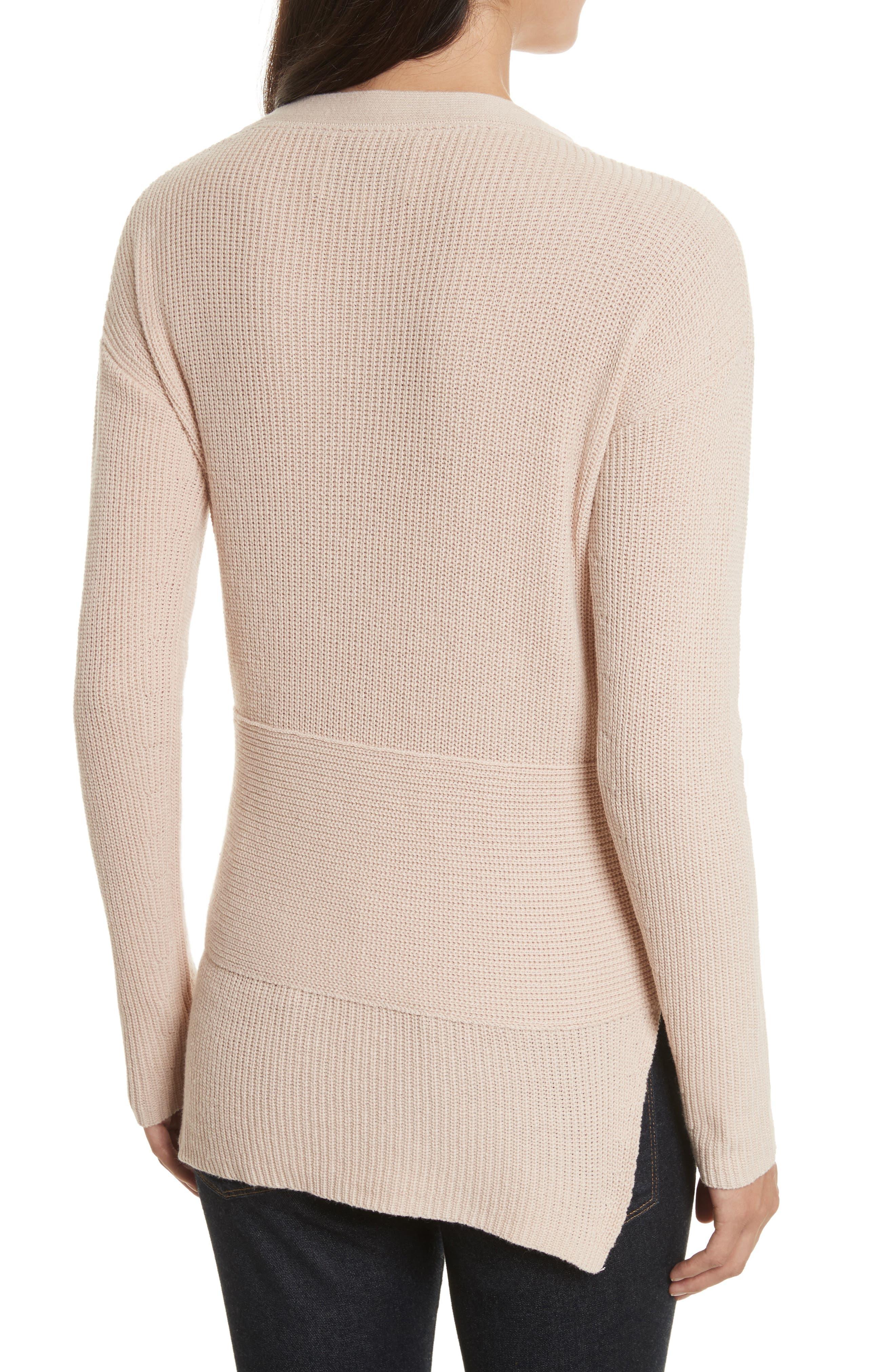 Alternate Image 2  - Brochu Walker Greys Wrap Sweater