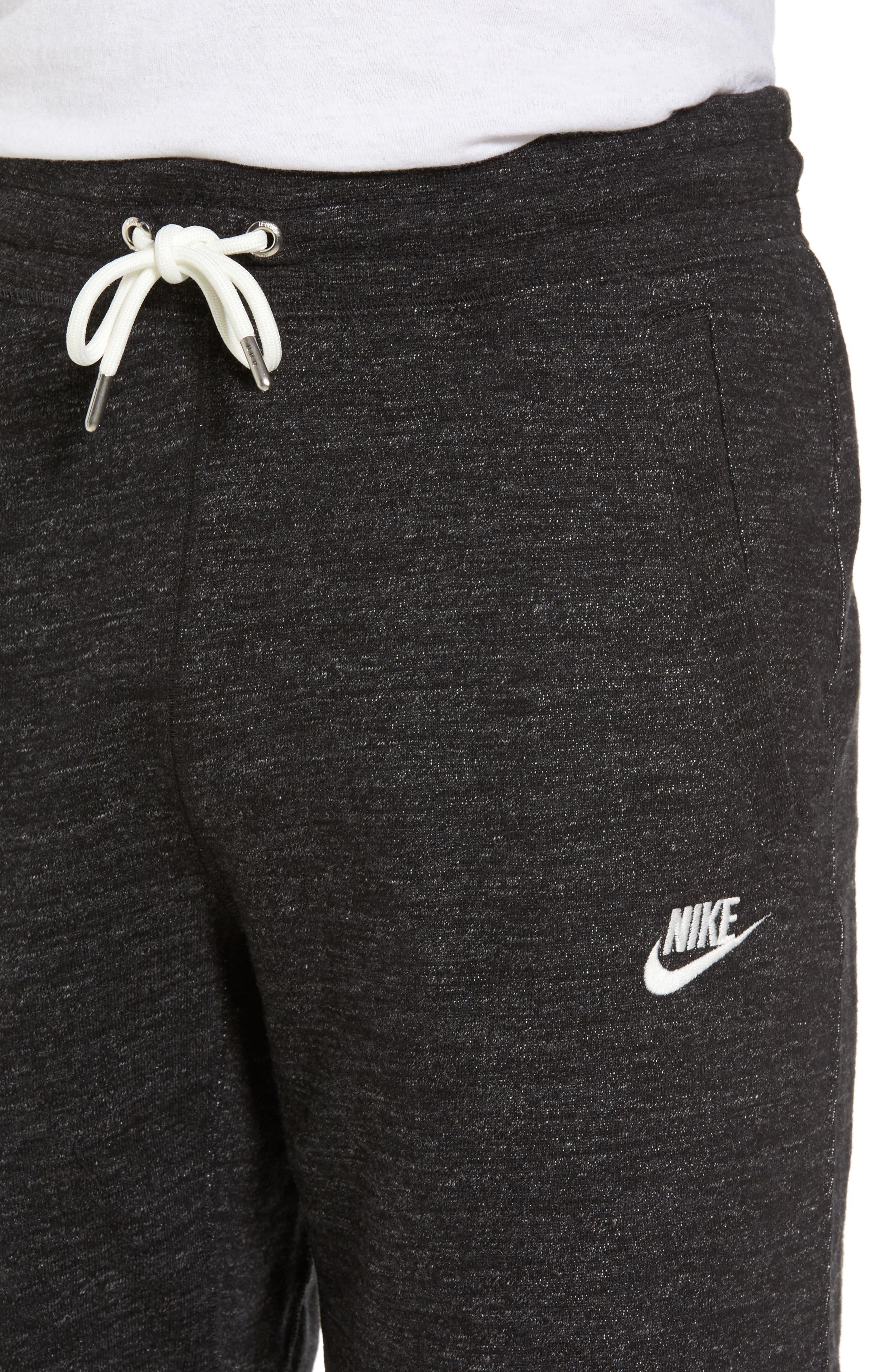 Alternate Image 4  - Nike Legacy Knit Shorts