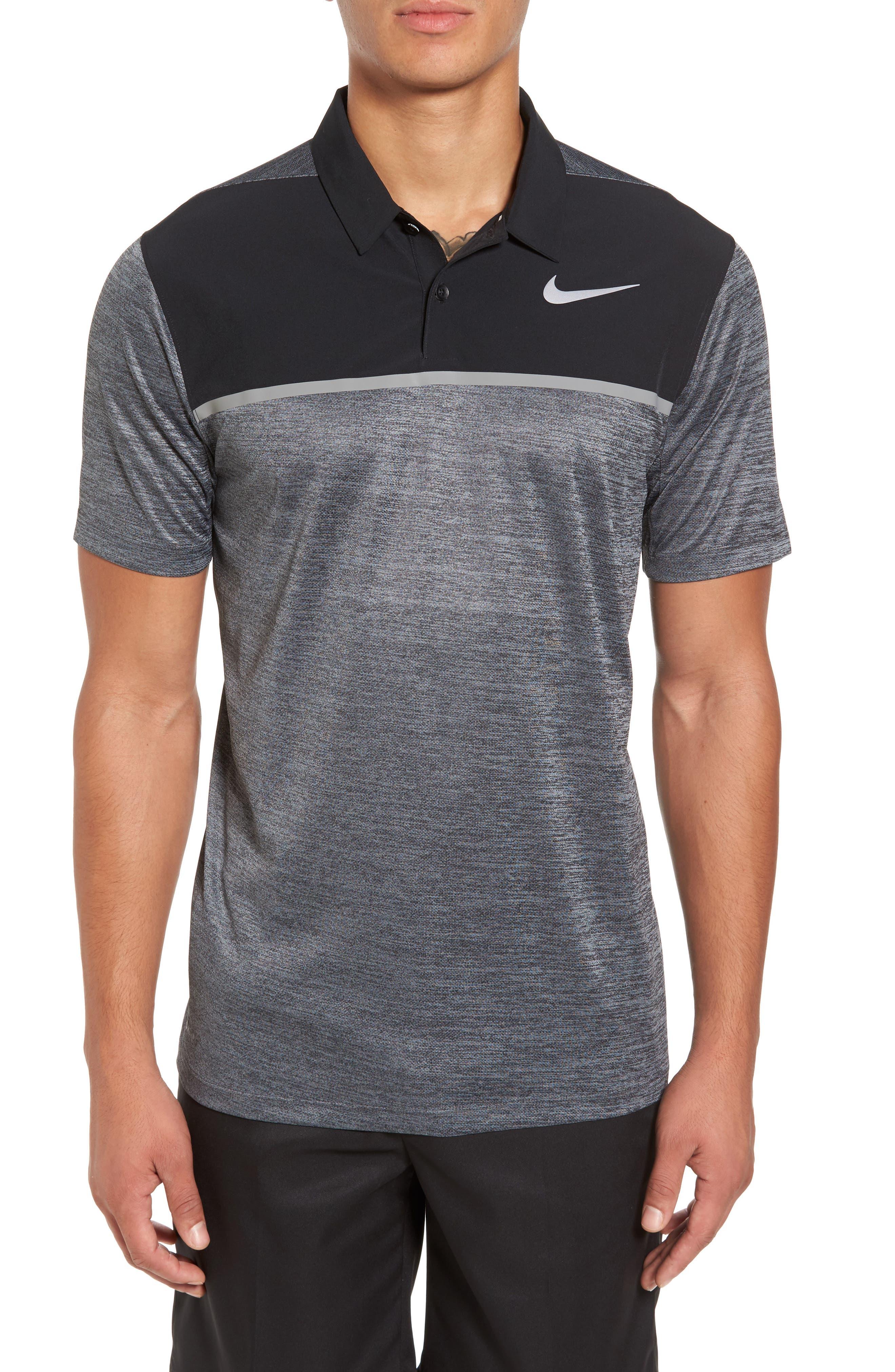 Nike Dry Colorblock Golf Polo