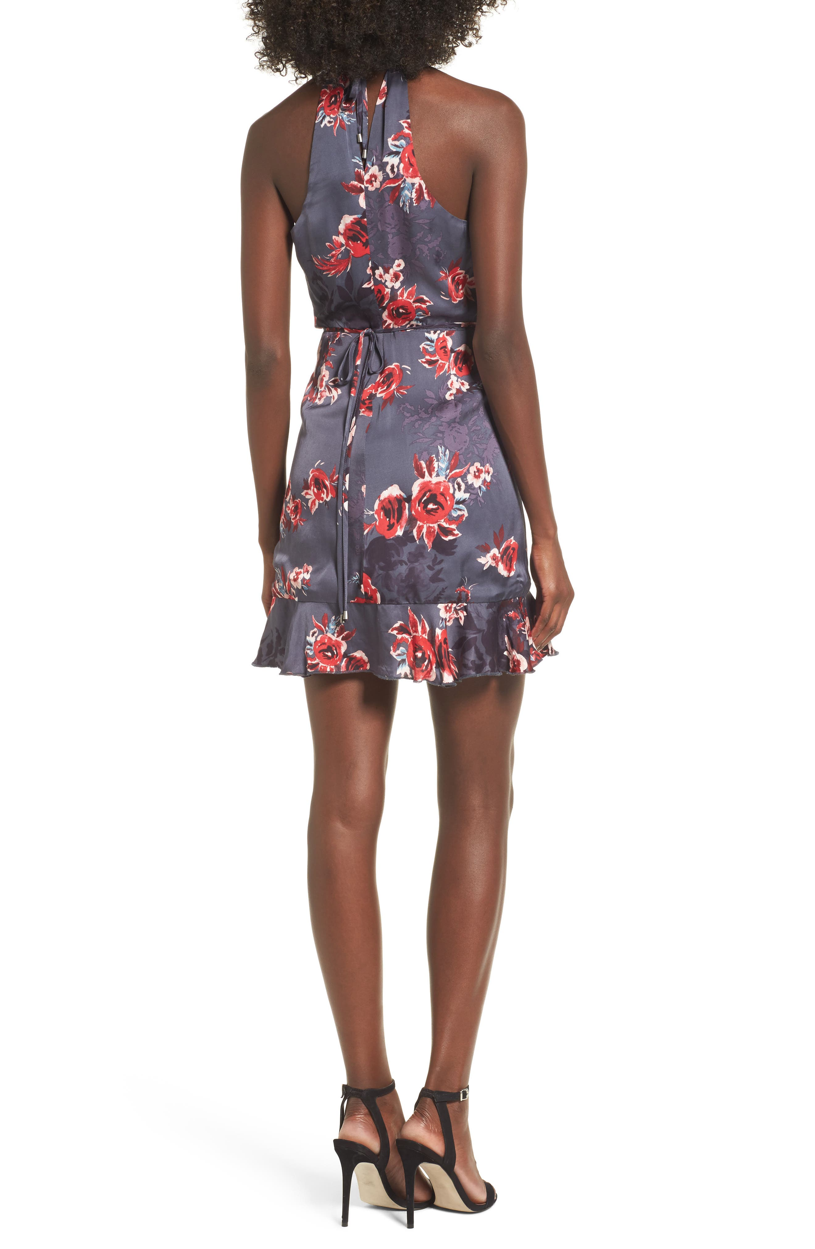 Alternate Image 2  - Lovers + Friends Gigi Wrap Dress