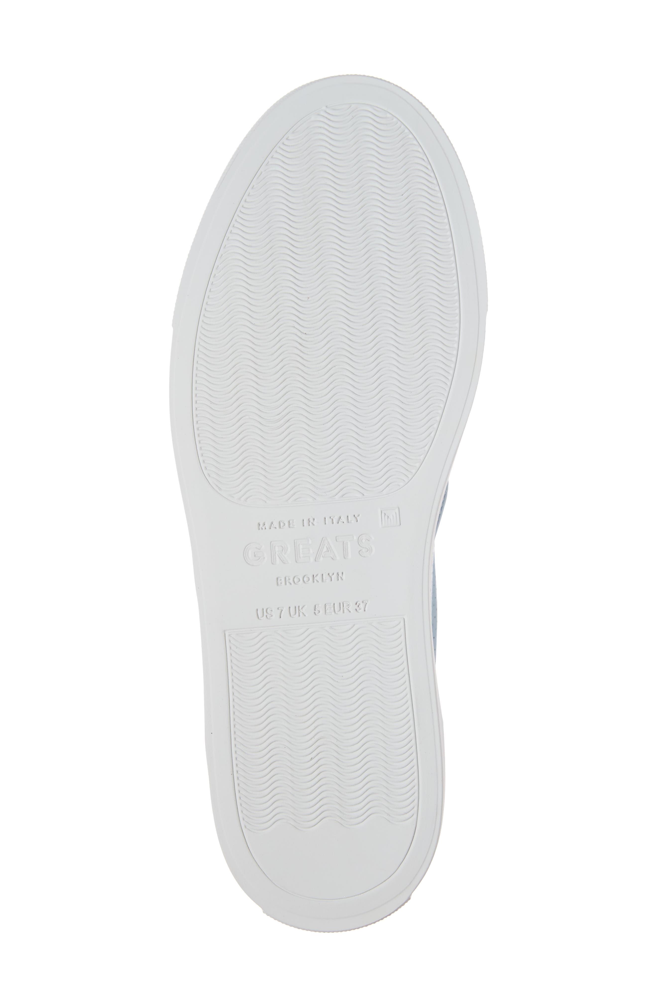 Alternate Image 6  - Greats Wooster Slip-On Sneaker (Women)
