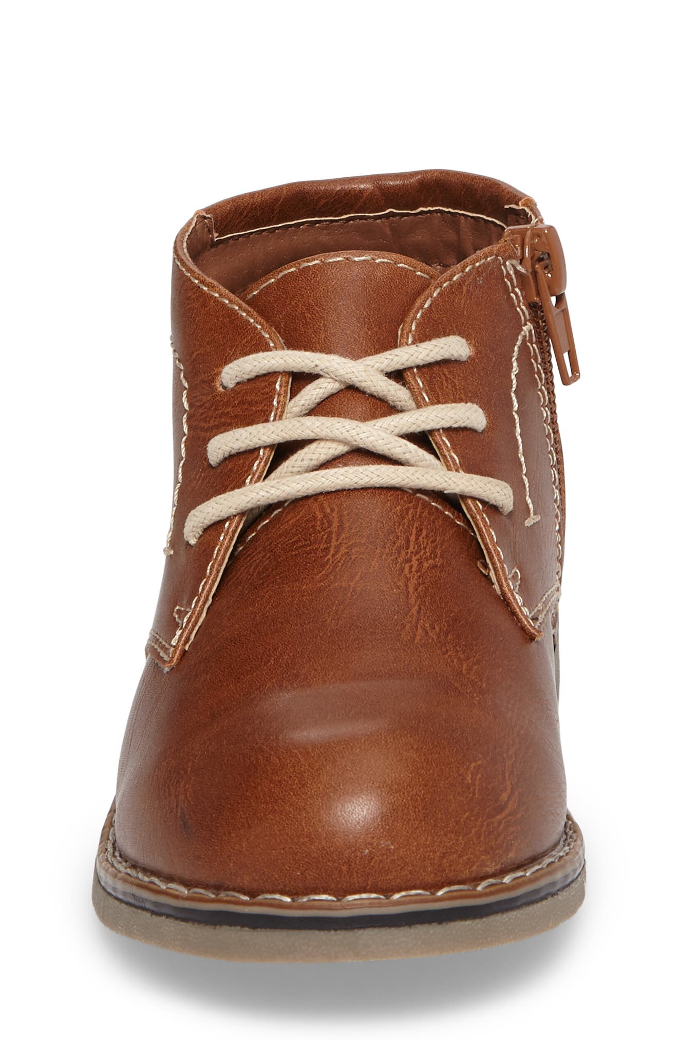 Chukka Boot,                             Alternate thumbnail 4, color,                             Cognac